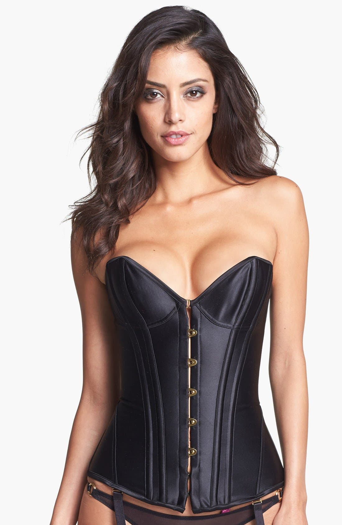Alternate Image 1 Selected - L'Agent by Agent Provocateur 'Penelope' Corset