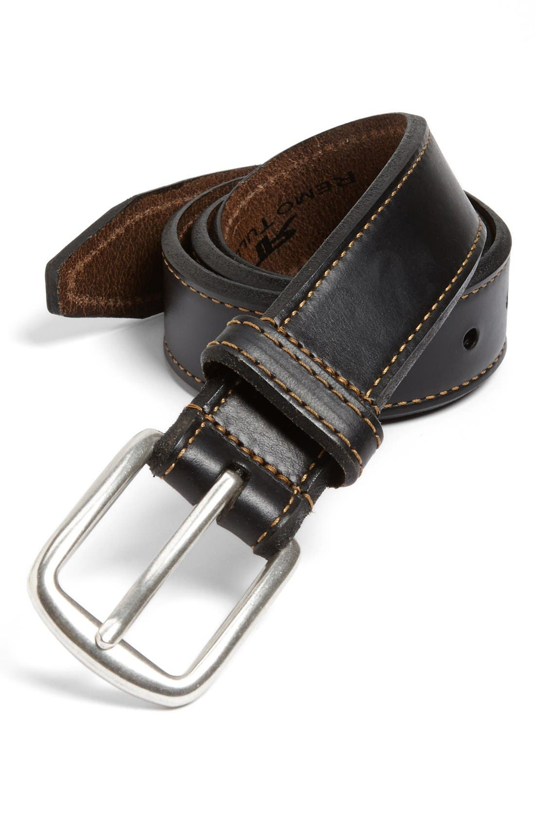 Alternate Image 1 Selected - Remo Tulliani 'Andretti' Leather Belt