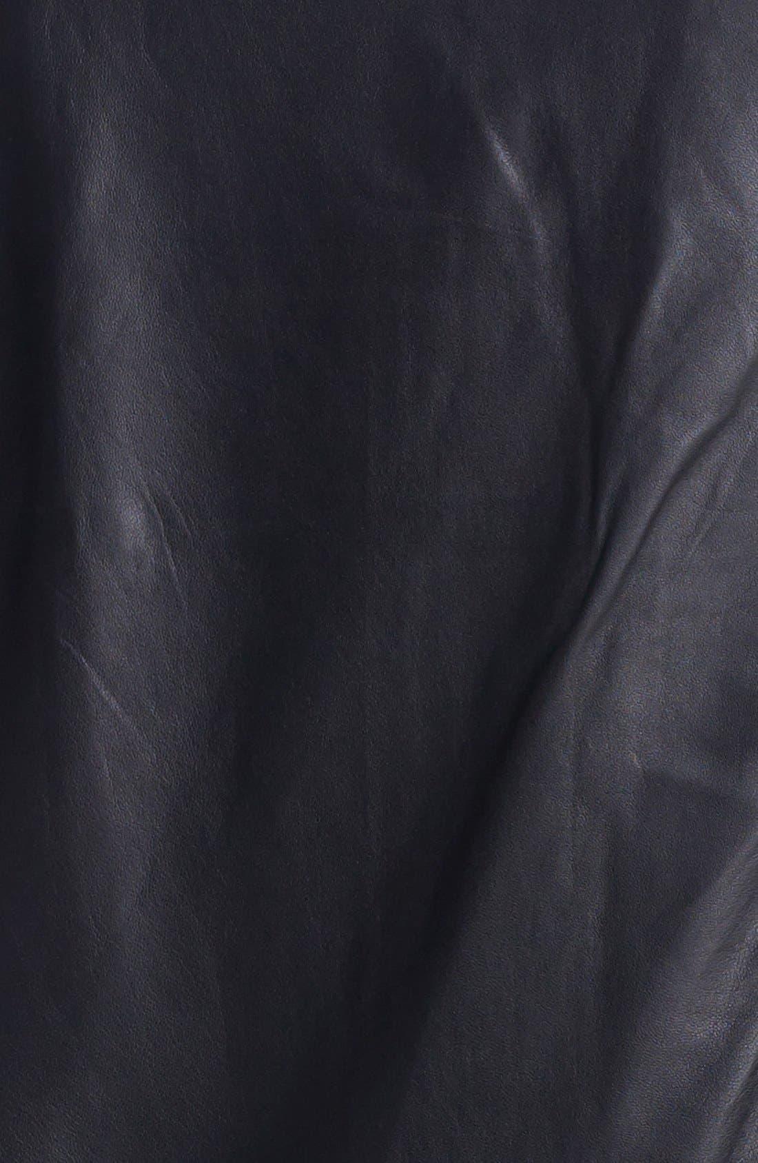 Alternate Image 3  - Truth & Pride 'Beekman' Leather Jacket