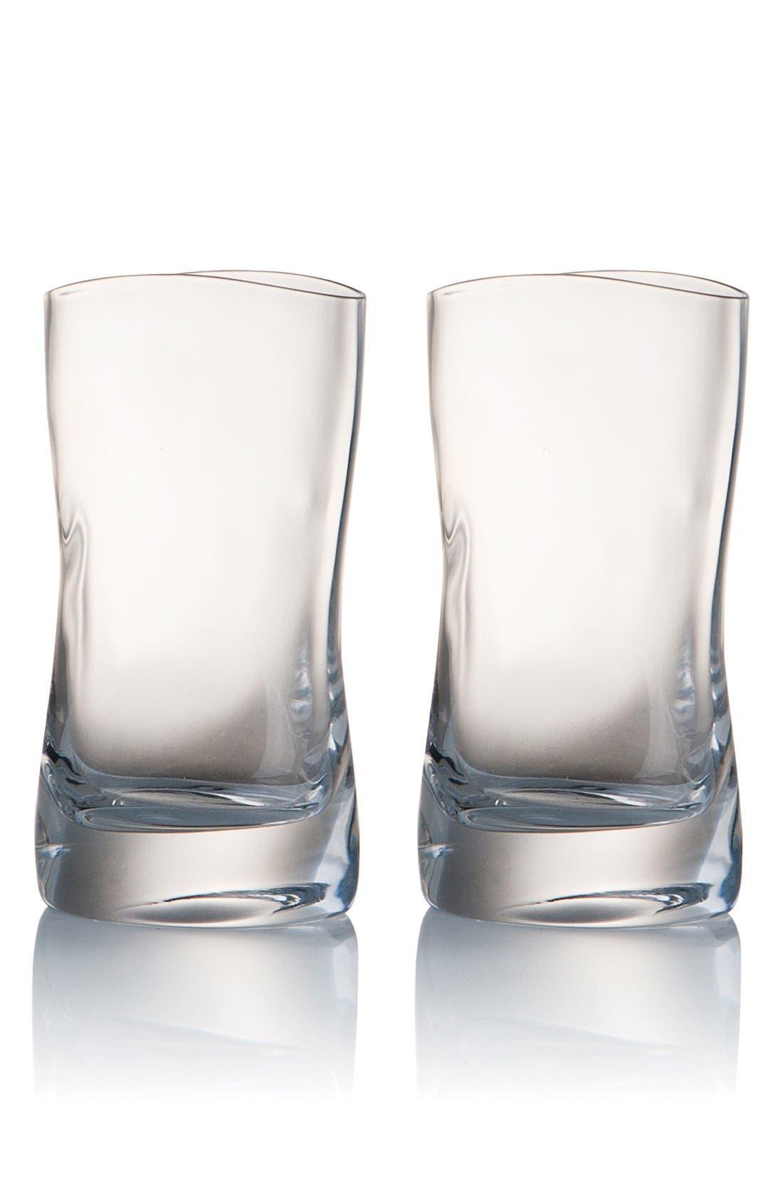 Alternate Image 1 Selected - Nambé 'River' Highball Glasses (Set of 2)
