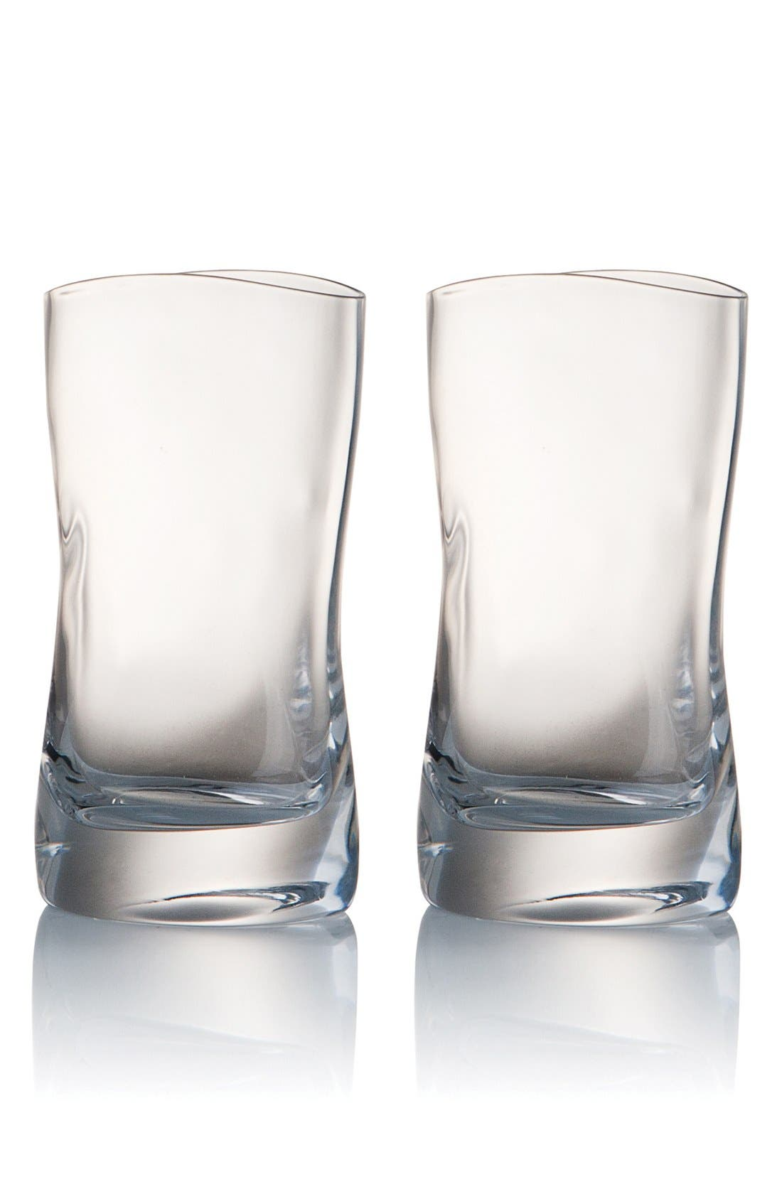 Main Image - Nambé 'River' Highball Glasses (Set of 2)