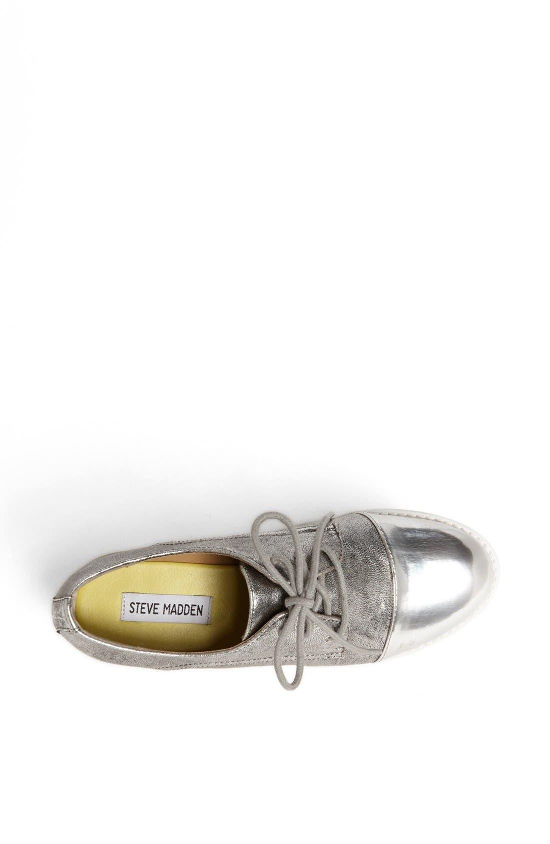 Alternate Image 3  - Steve Madden 'JJFLash' Platform Sneaker