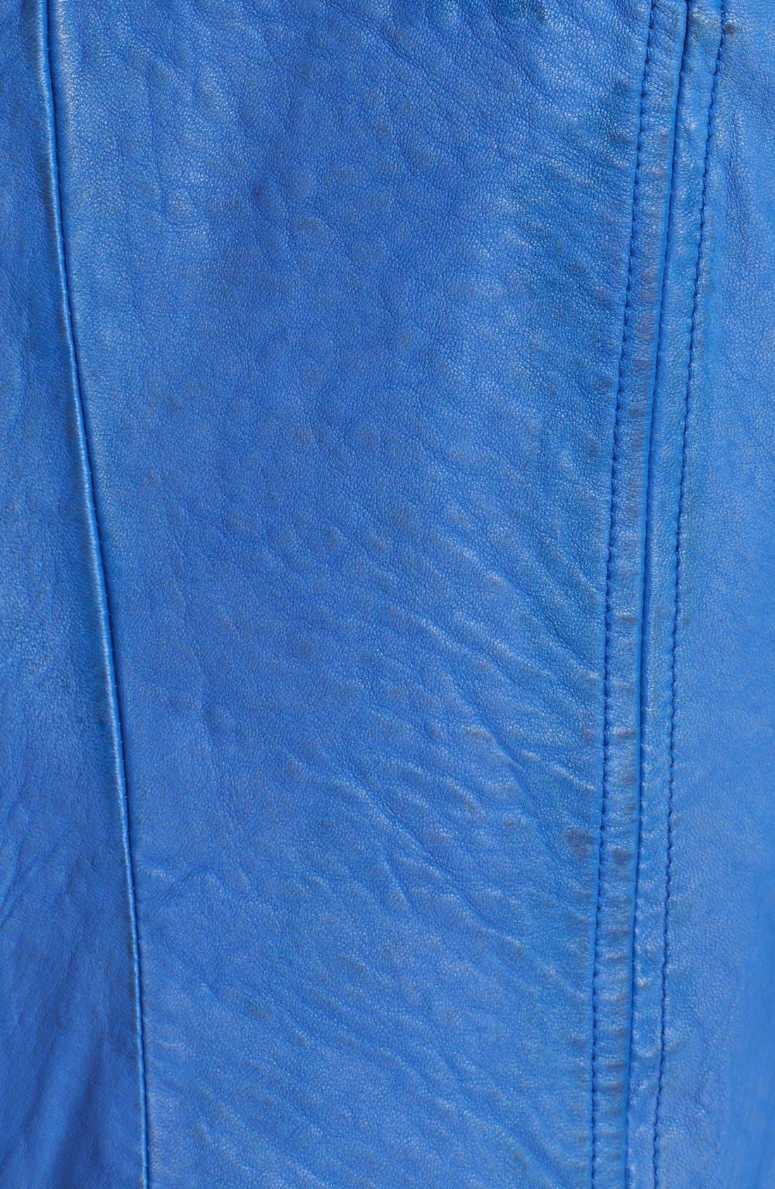 Alternate Image 3  - ELEVENPARIS 'Trinite' Leather Jacket