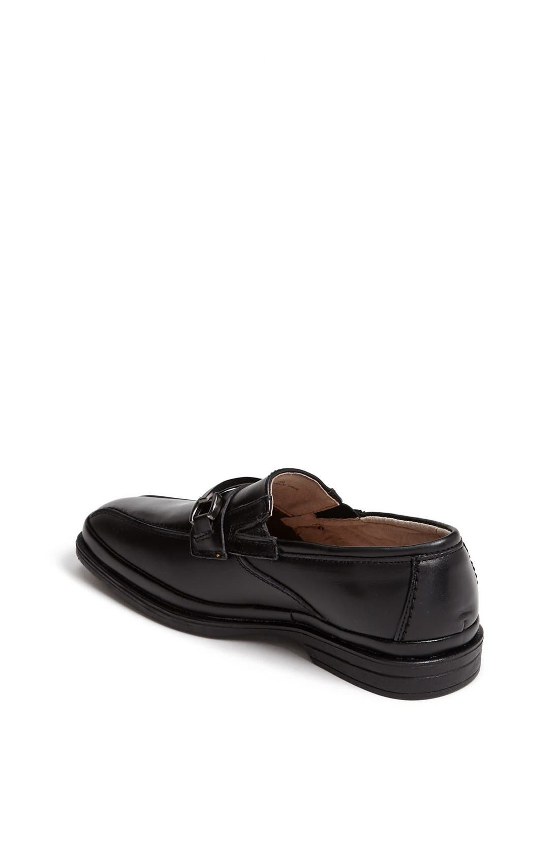 Alternate Image 2  - Florsheim 'Wrapid Jr.' Slip-On (Toddler, Little Kid & Big Kid)
