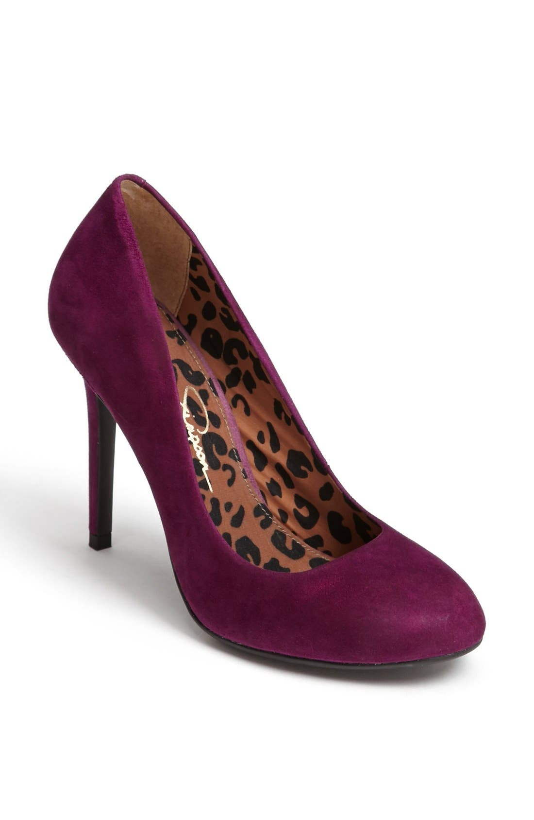 Alternate Image 1 Selected - Jessica Simpson 'Shirley' Pump