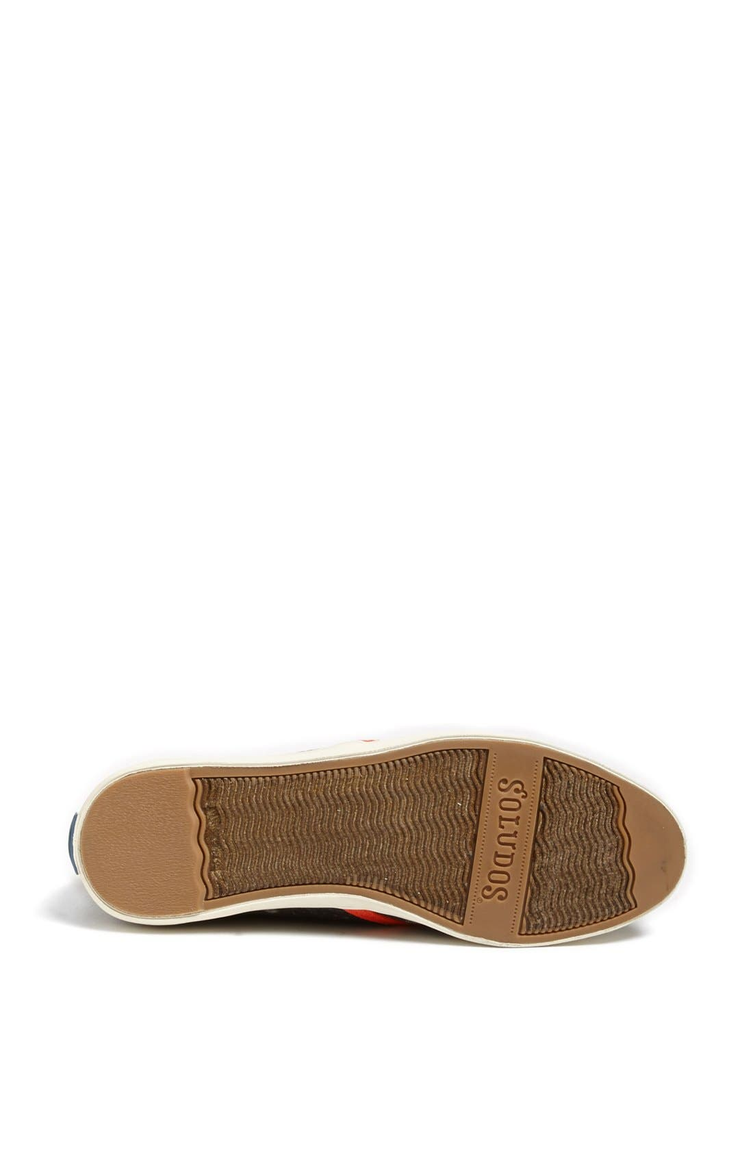 Alternate Image 4  - Soludos Lace-Up Sneaker (Women)