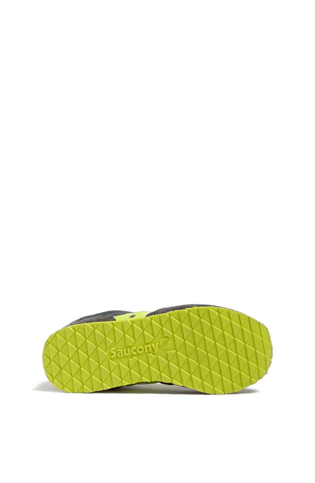 Alternate Image 4  - Saucony 'Jazz - LowPro' Sneaker (Toddler & Little Kid)