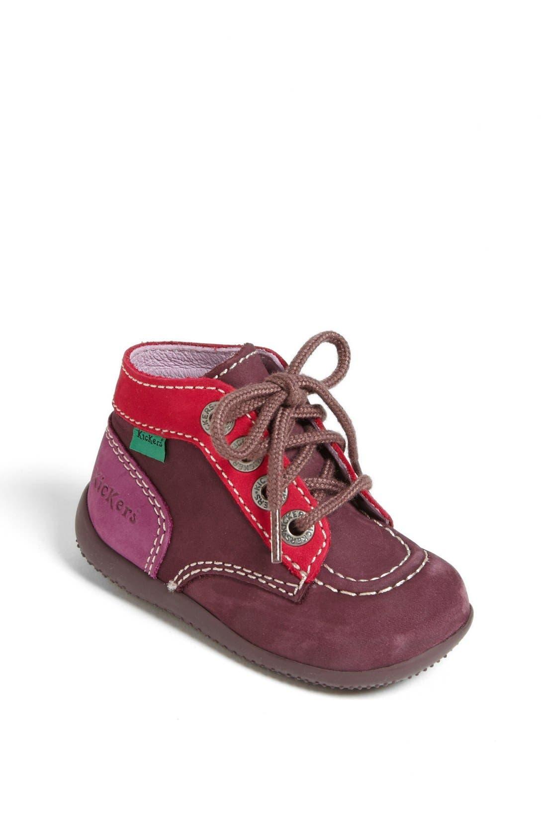 Alternate Image 1 Selected - Kickers 'Bonbon 82' Boot (Baby, Walker & Toddler)