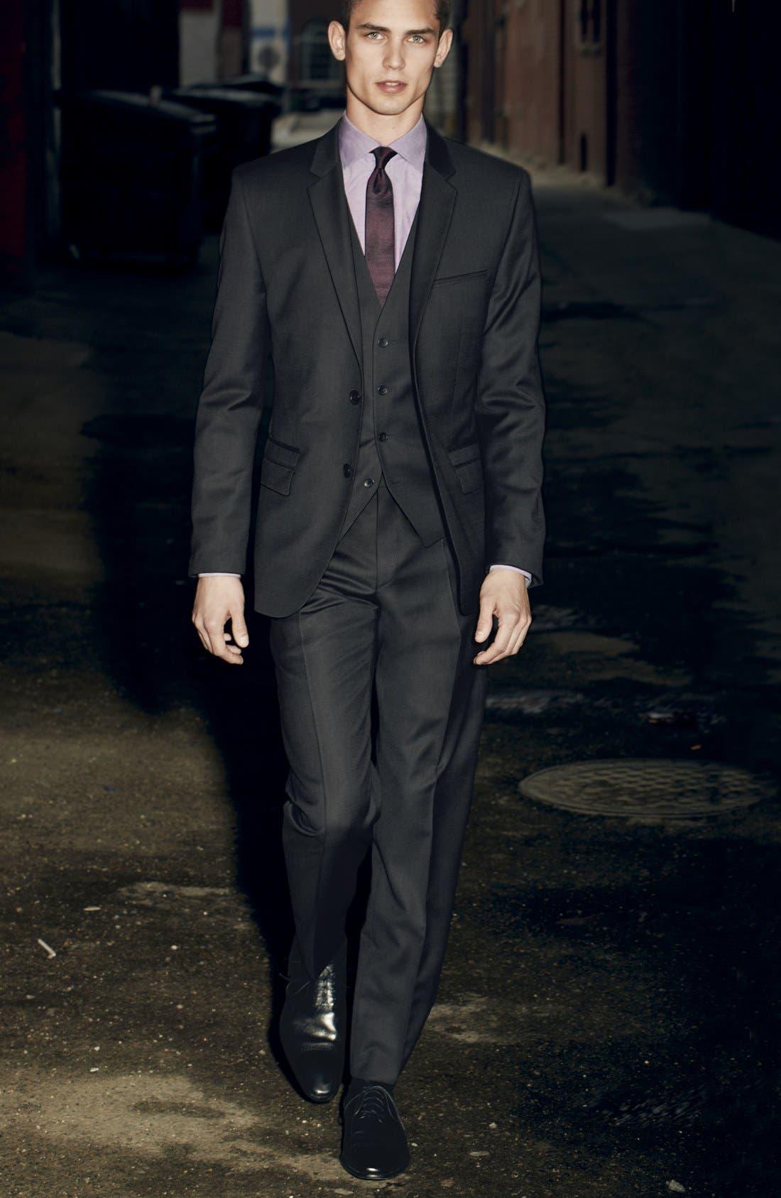 Main Image - HUGO Suit & BOSS HUGO BOSS Dress Shirt