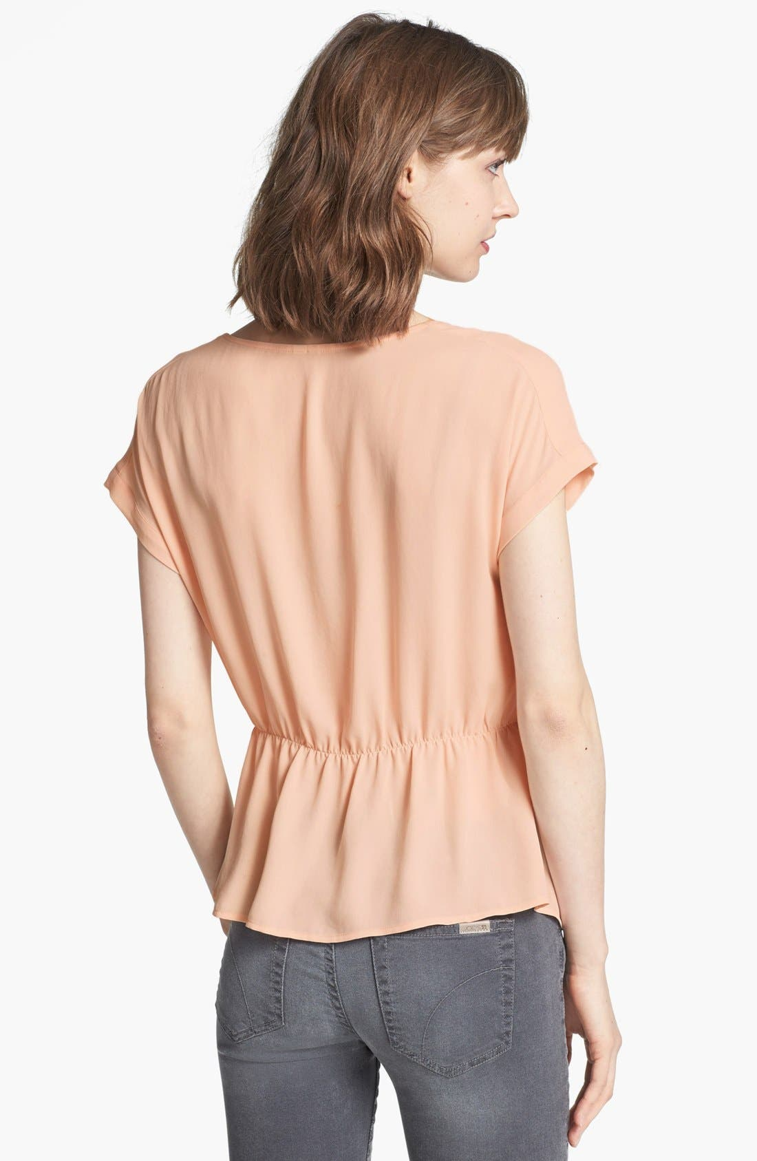Alternate Image 2  - Bellatrix Bow Detail Blouse