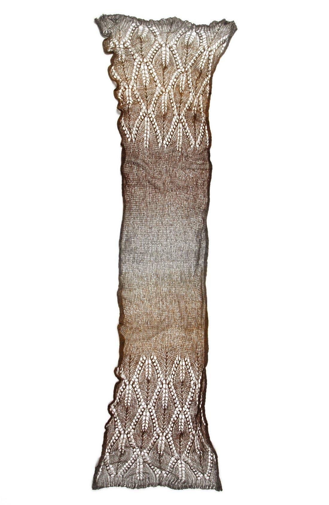 Alternate Image 2  - Nordstrom Pointelle Scarf