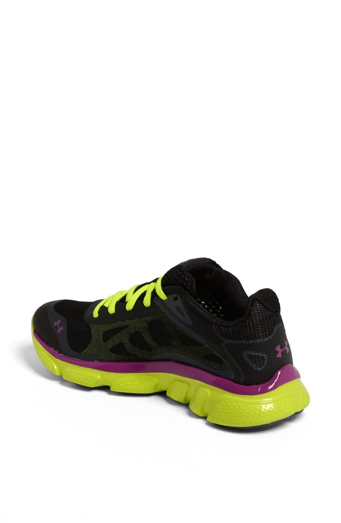 Alternate Image 2  - Under Armour 'Micro G® Pulse' Running Shoe (Women)