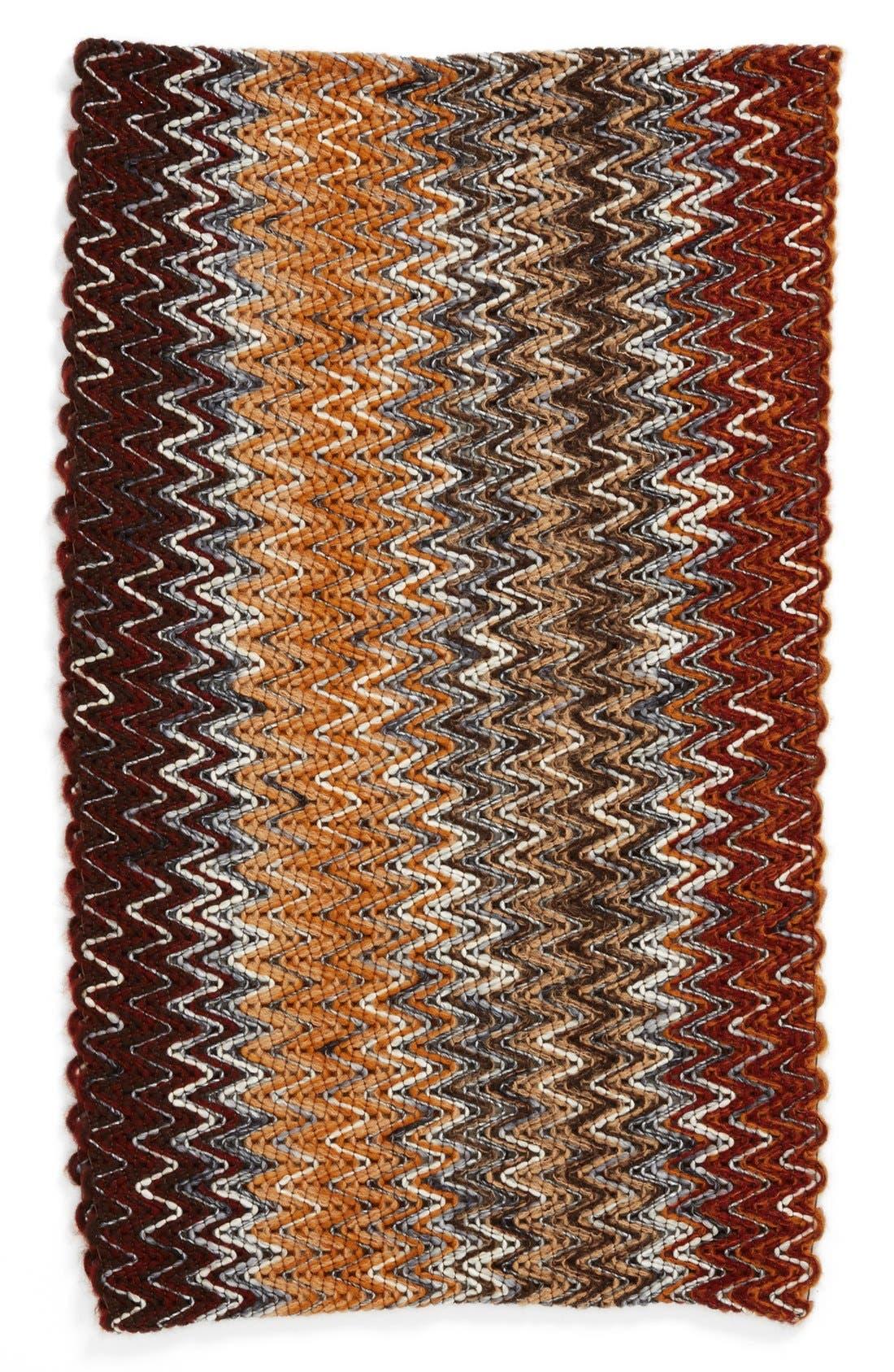 Alternate Image 2  - Missoni Zigzag Infinity Scarf