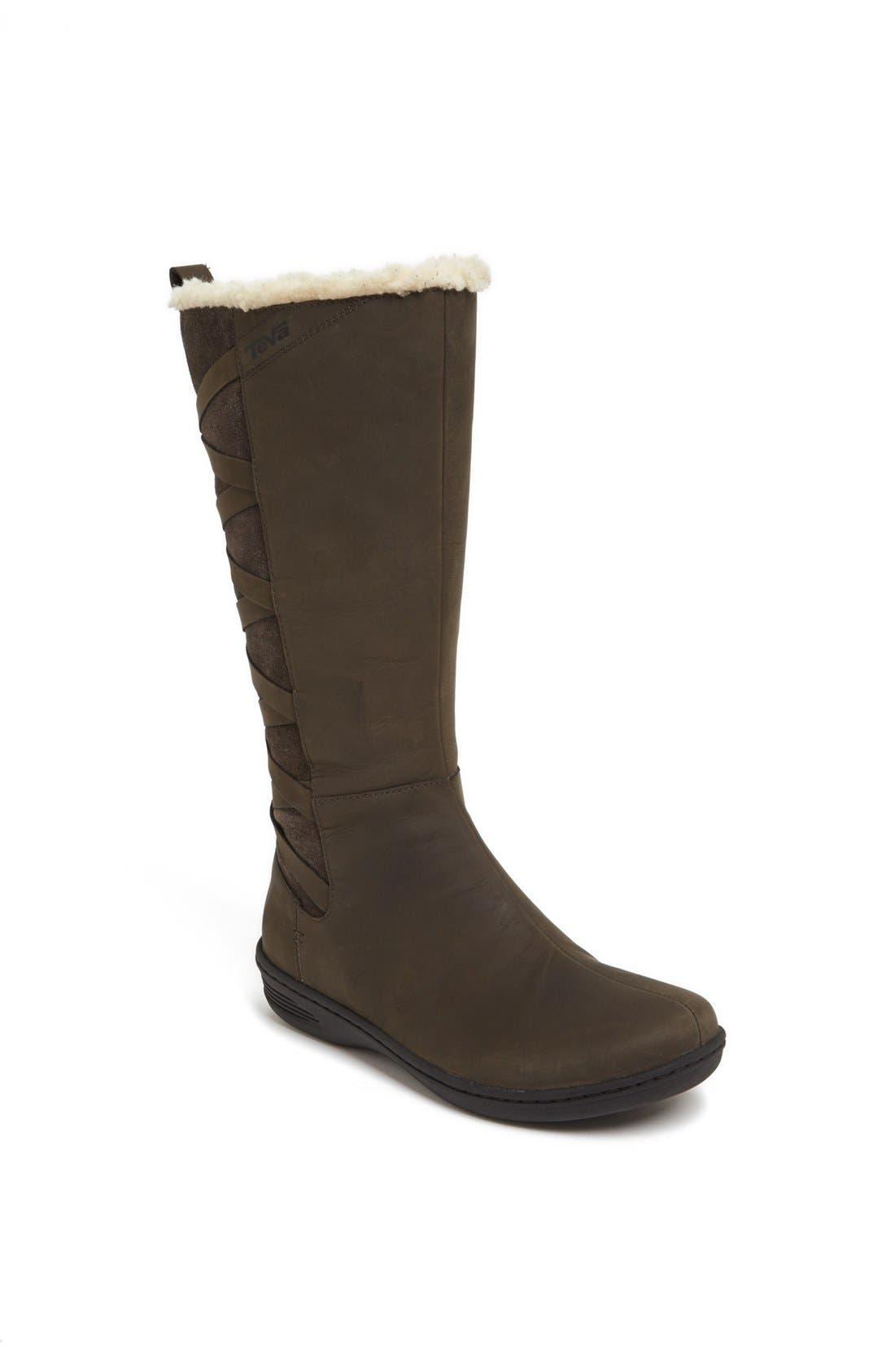 Alternate Image 1 Selected - Teva 'Figueroa' Waterproof Boot