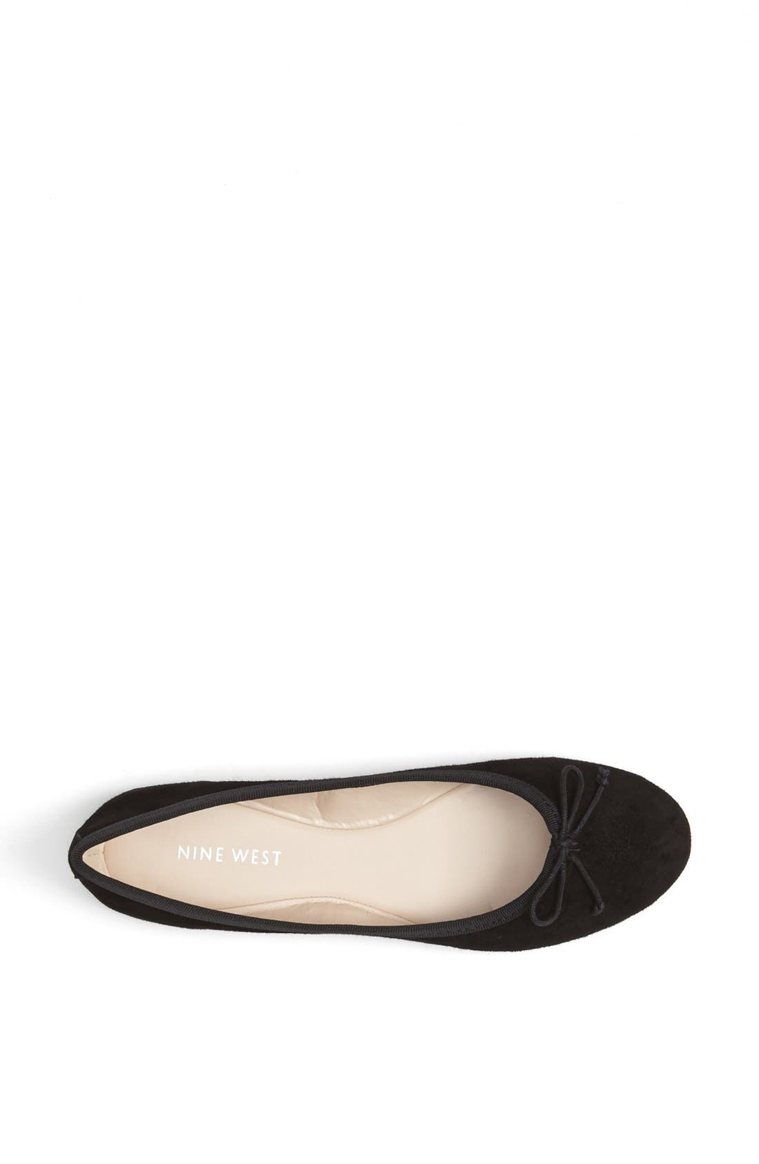 Alternate Image 3  - Nine West 'Classica' Ballet Flat (Online Only)