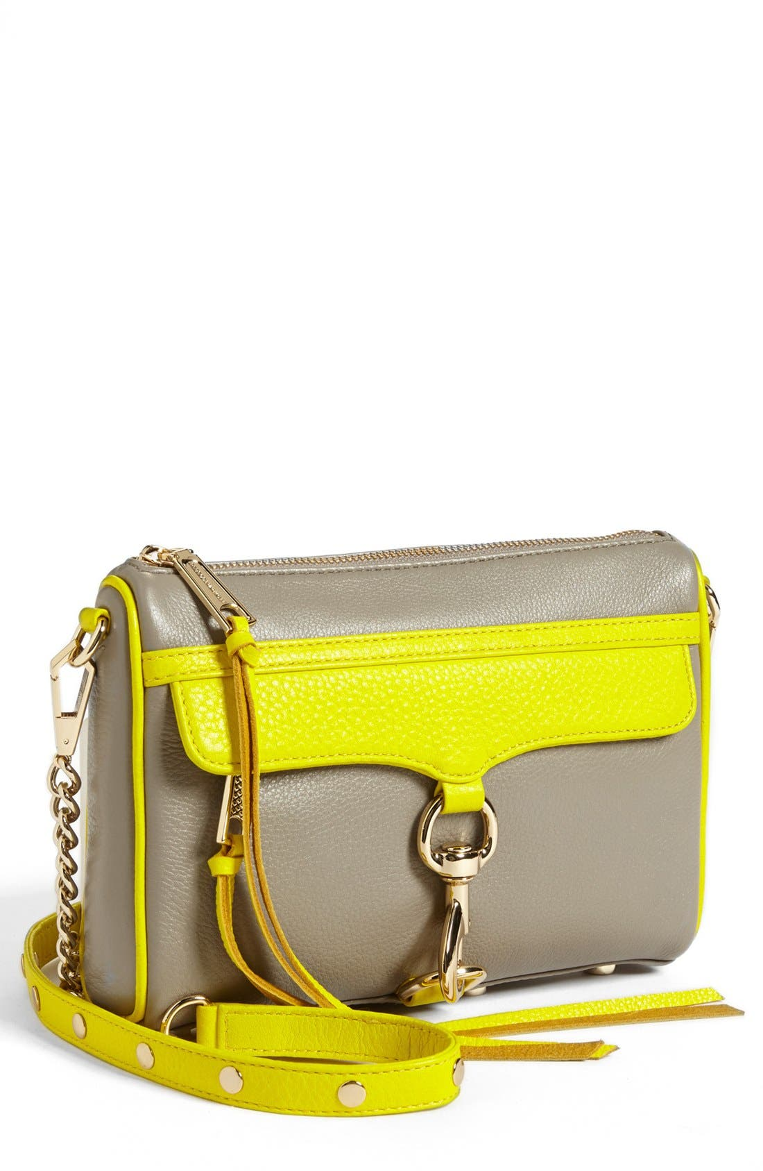 Main Image - Rebecca Minkoff 'Mini MAC' Crossbody Clutch (Nordstrom Exclusive)