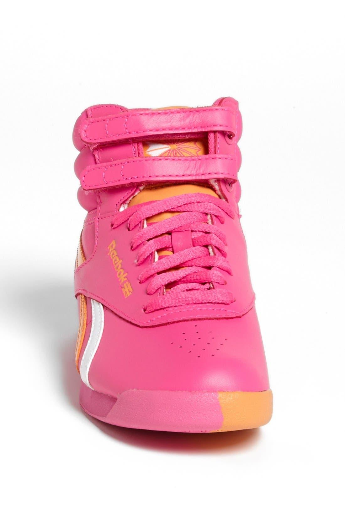 Alternate Image 3  - Reebok 'F/S Hi Splitz' High Top Sneaker (Women)