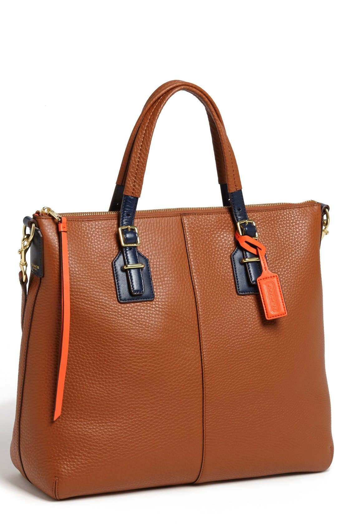Alternate Image 1 Selected - COACH 'Legacy Dream - Rory' Leather Satchel