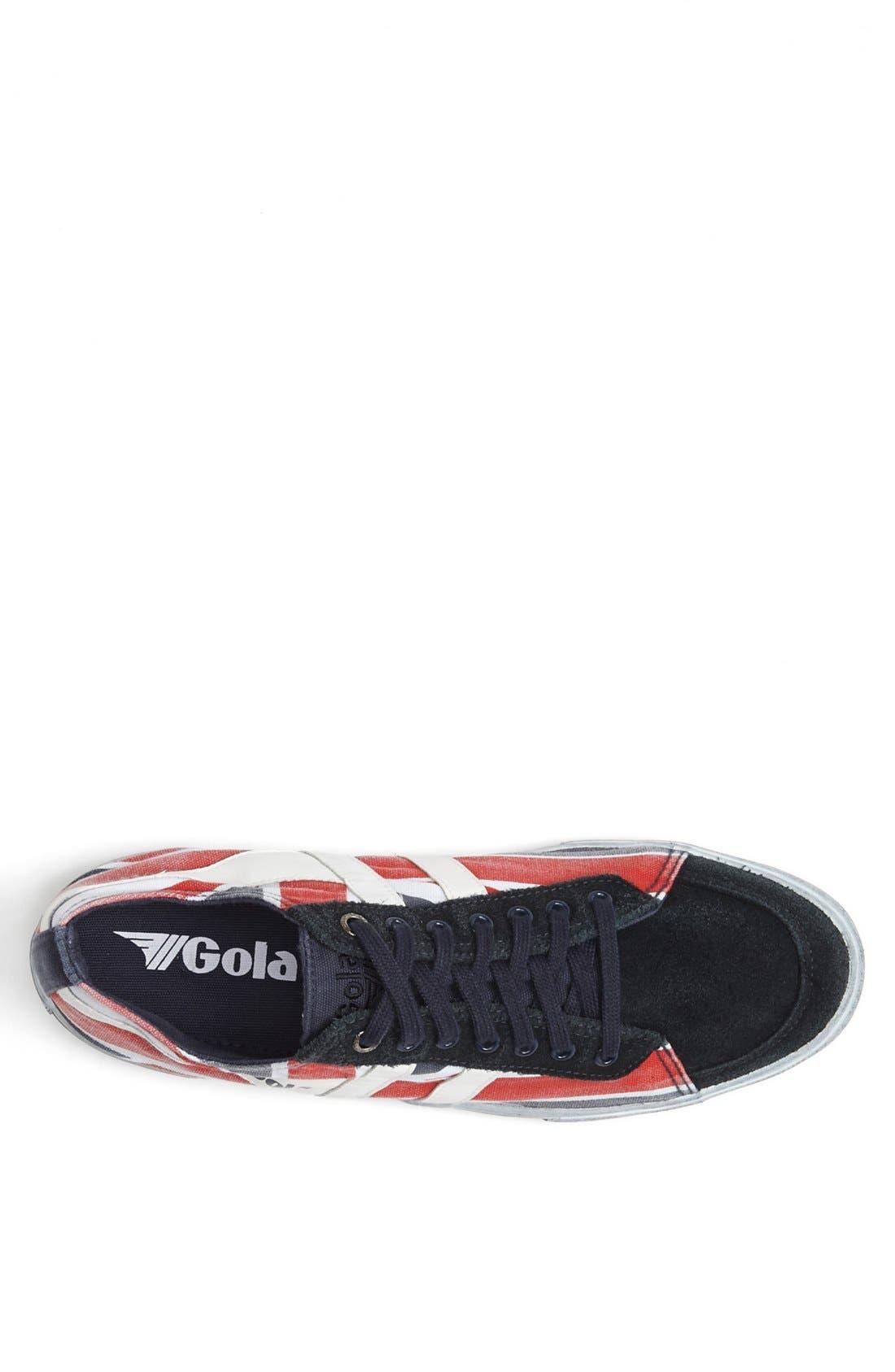 Alternate Image 3  - Gola 'Quota - Union Jack' Sneaker (Men)