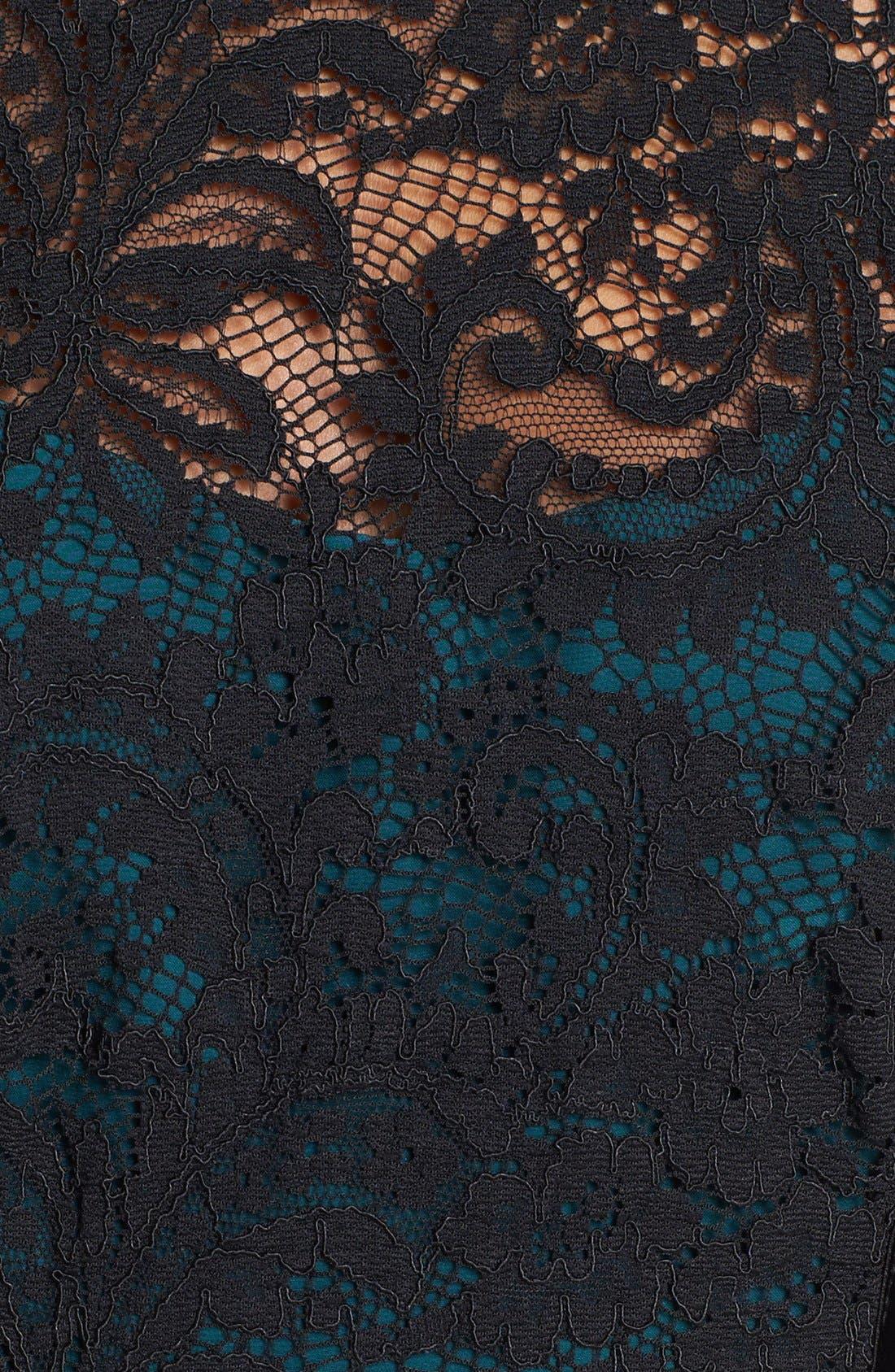 Alternate Image 3  - Jill Jill Stuart Lace Fit & Flare Dress