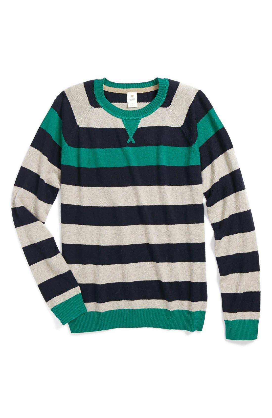 Main Image - Tucker + Tate 'Capital Street' Sweater (Big Boys)