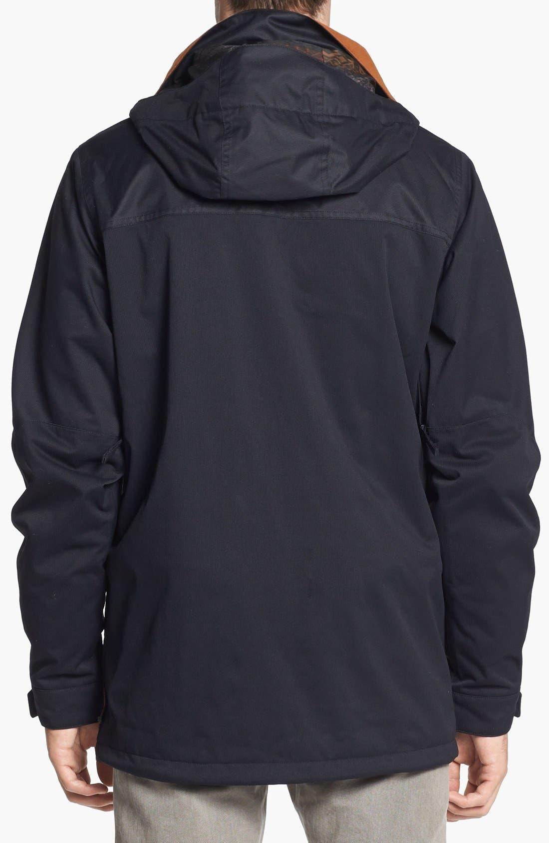 Alternate Image 2  - Burton 'Sentry' Waterproof Jacket
