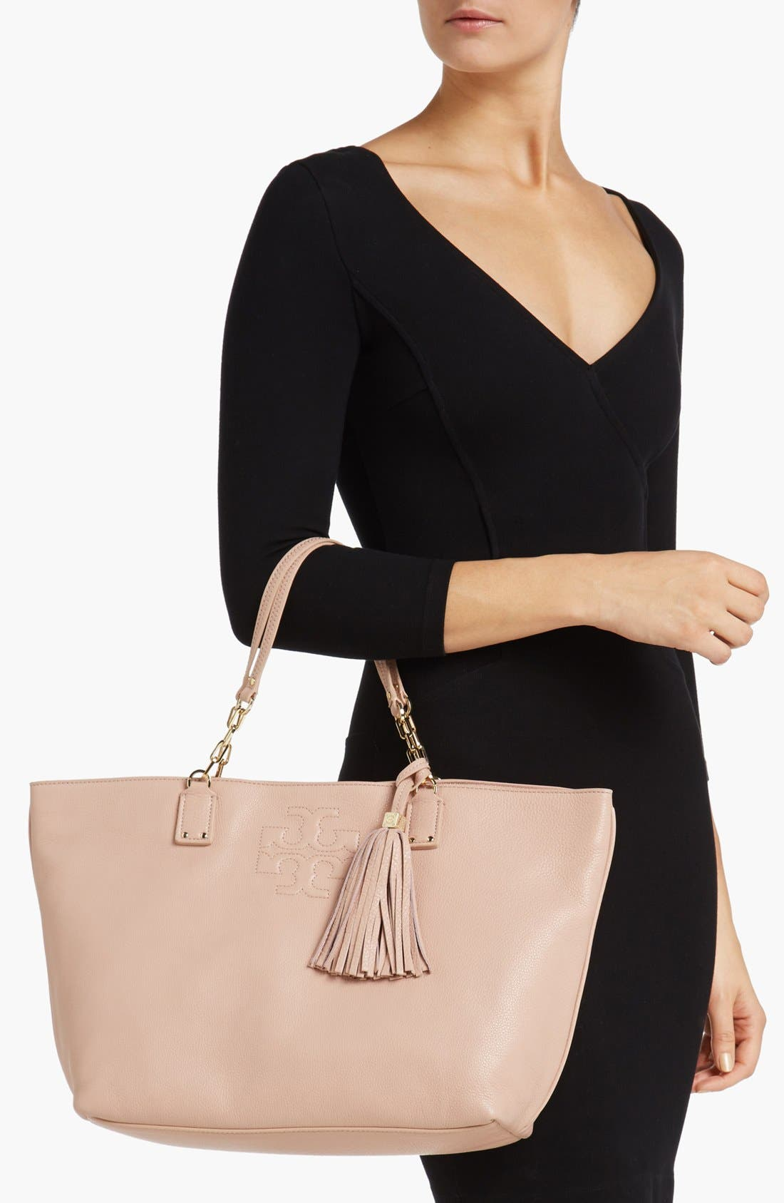 Alternate Image 2  - Tory Burch 'Thea' Tote, Large