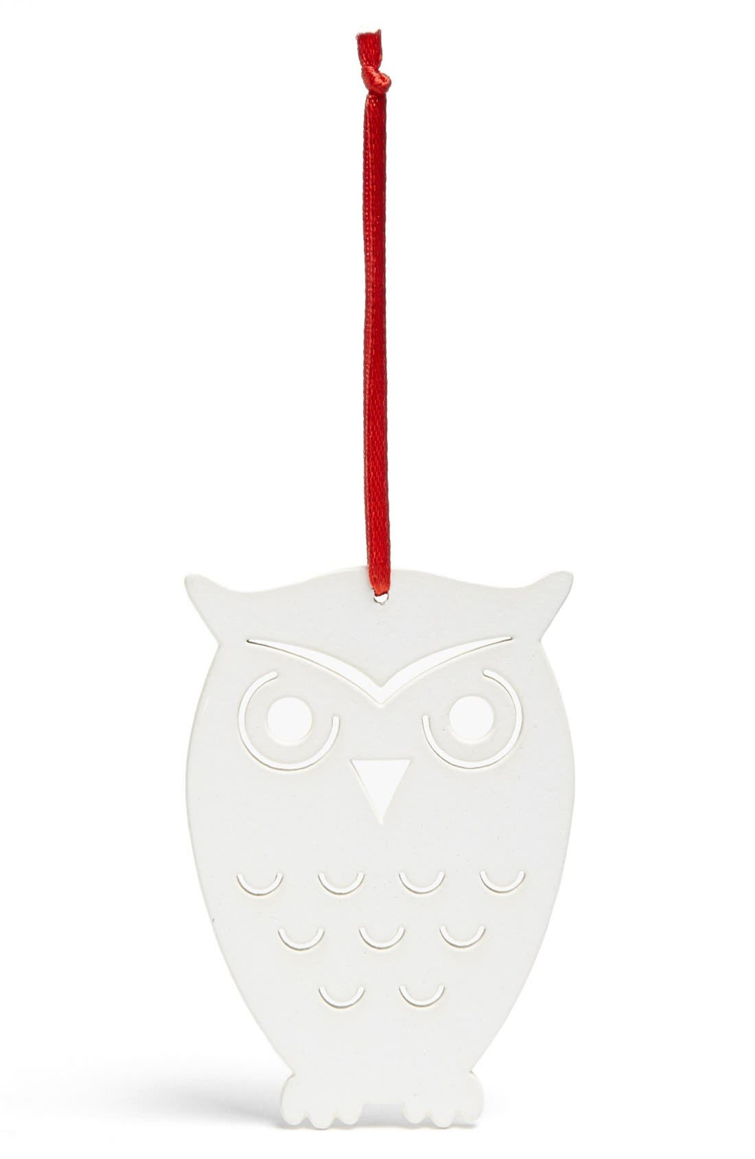 Alternate Image 1 Selected - Nordstrom at Home Owl Ornament
