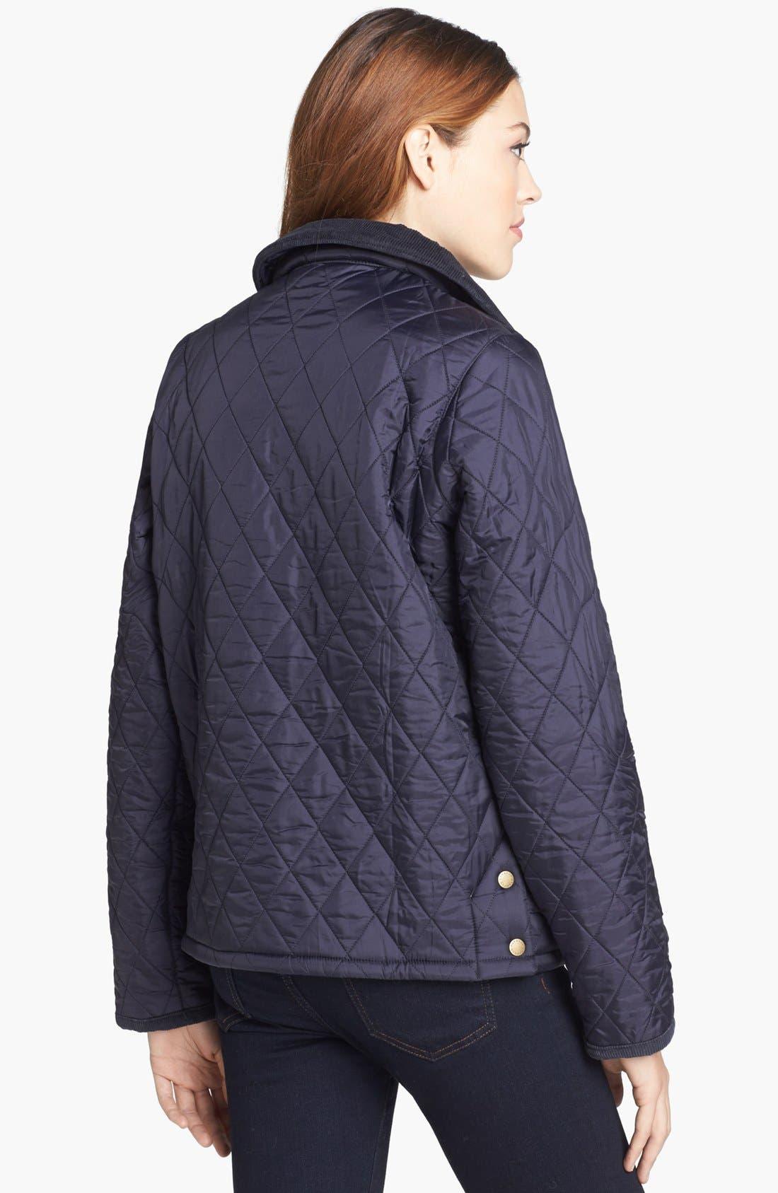 Alternate Image 2  - Barbour 'Vintage Liddesdale' Quilted Jacket