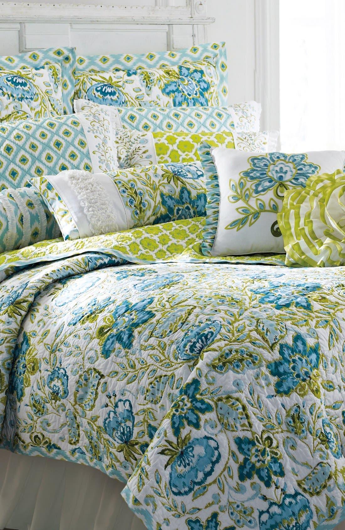 Alternate Image 1 Selected - Dena Home 'Seraphina' Print Quilt