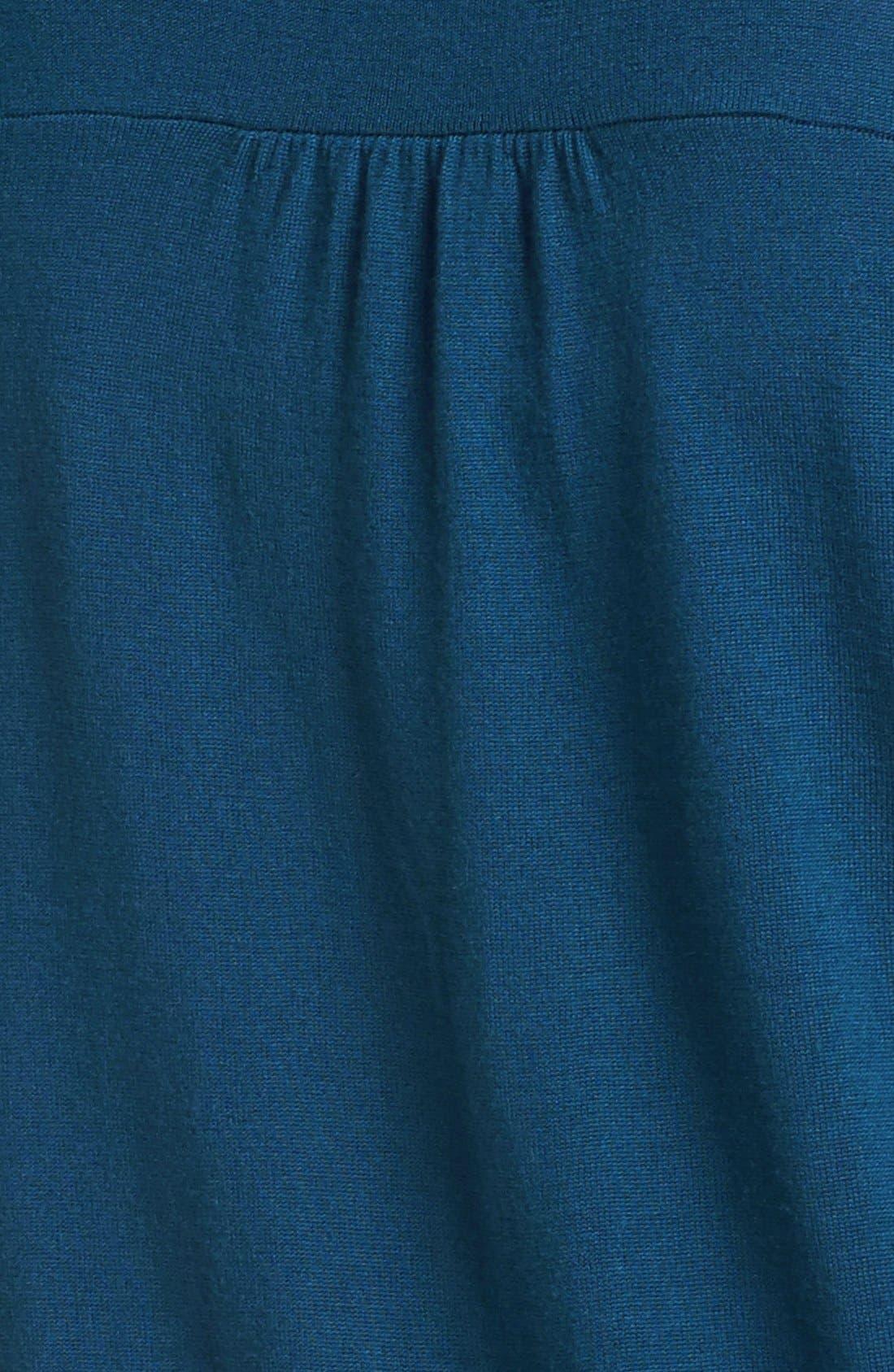 Alternate Image 3  - Sejour Merino Wool Cardigan (Plus Size)