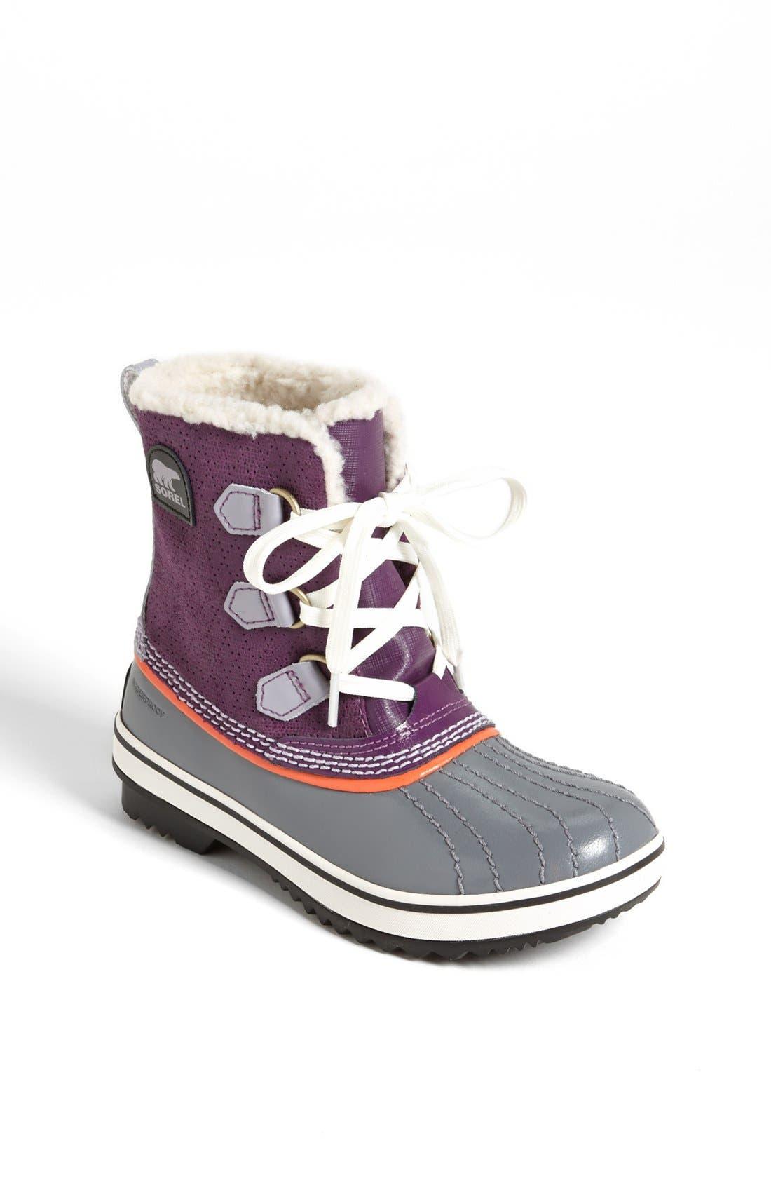Alternate Image 1 Selected - SOREL 'Tivoli' Boot (Little Kid & Big Kid)
