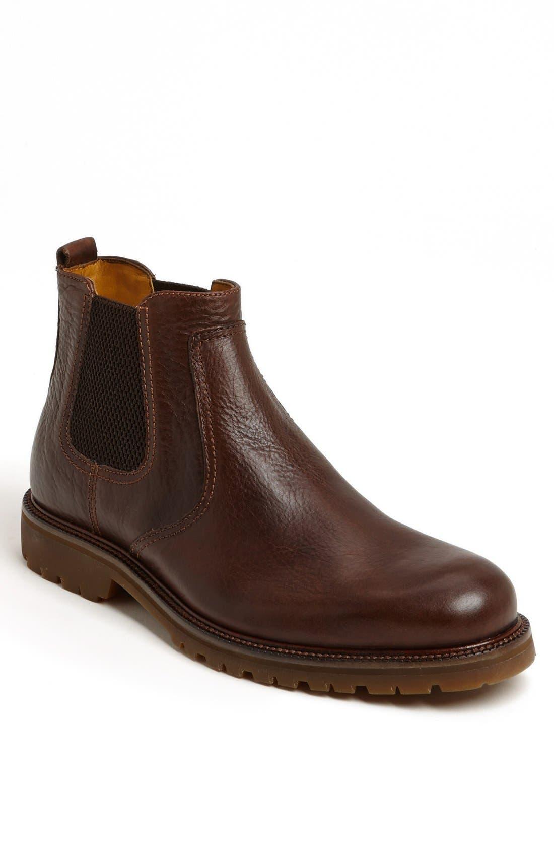 Alternate Image 1 Selected - Trask 'Garnet' Chelsea Boot