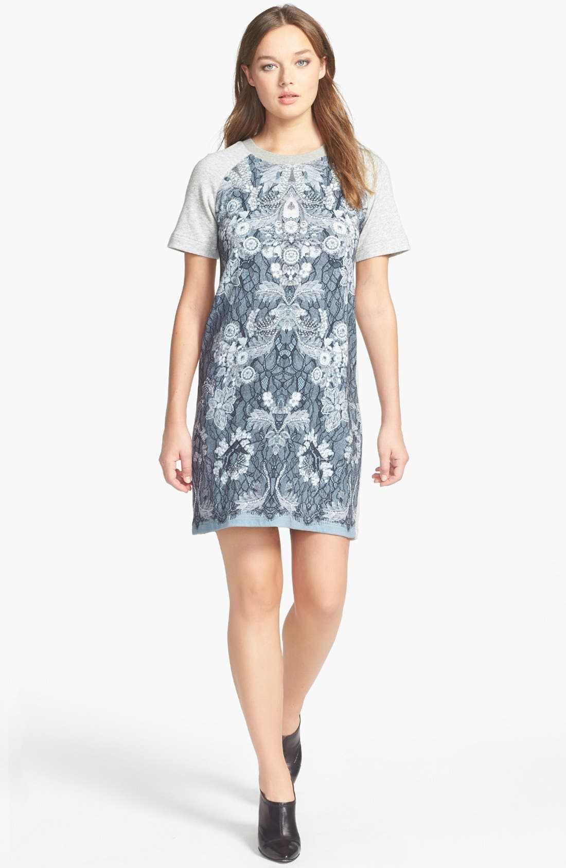 Alternate Image 1 Selected - MARC BY MARC JACOBS Cotton Shift Dress
