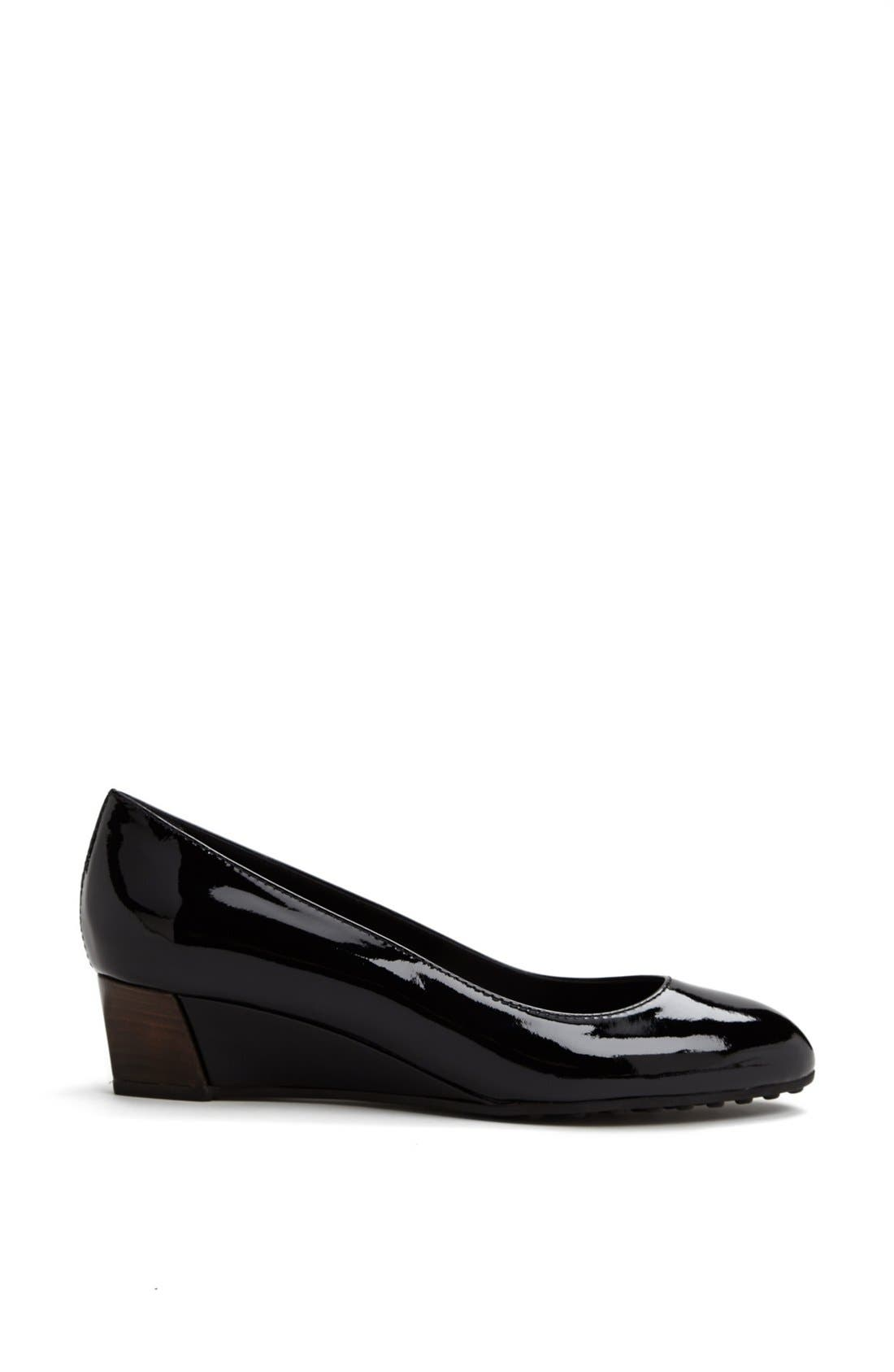 Alternate Image 4  - Tod's 'Zeppa' Wedge Pump