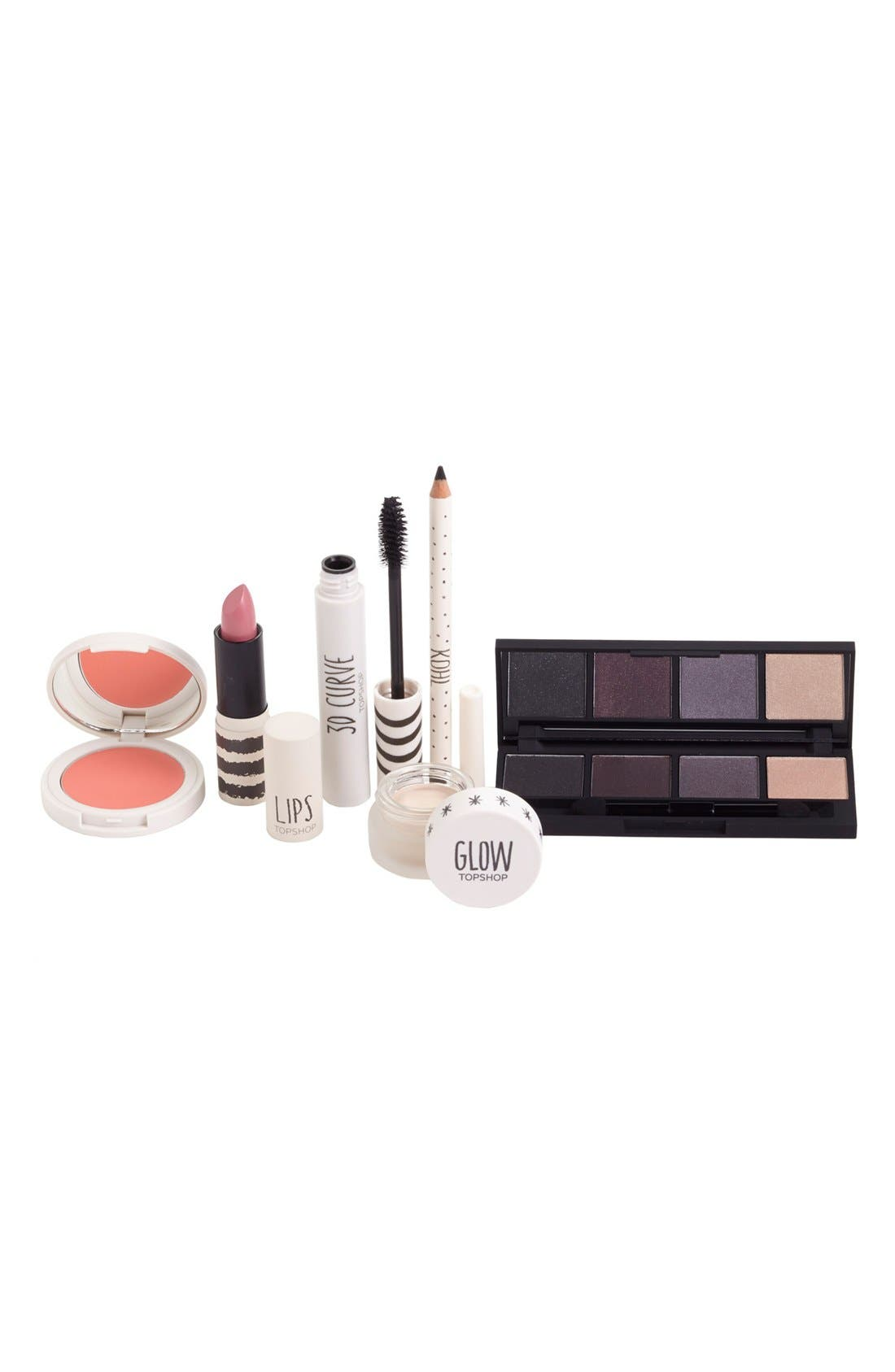 Alternate Image 1 Selected - Topshop 'Best of Beauty' Makeup Kit ($92 Value)