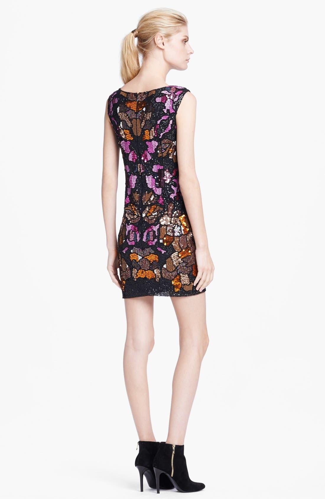 Alternate Image 2  - Tracy Reese 'Rococo' Beaded Sheath Dress
