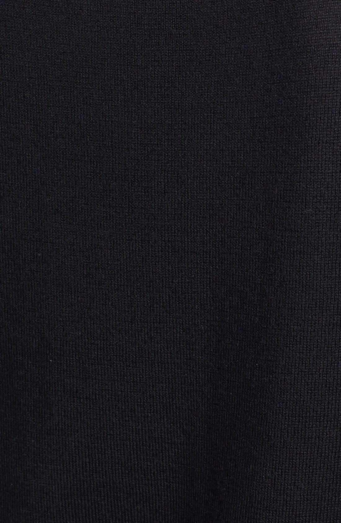 Alternate Image 3  - Vince Camuto Diamond Intarsia Crewneck Sweater