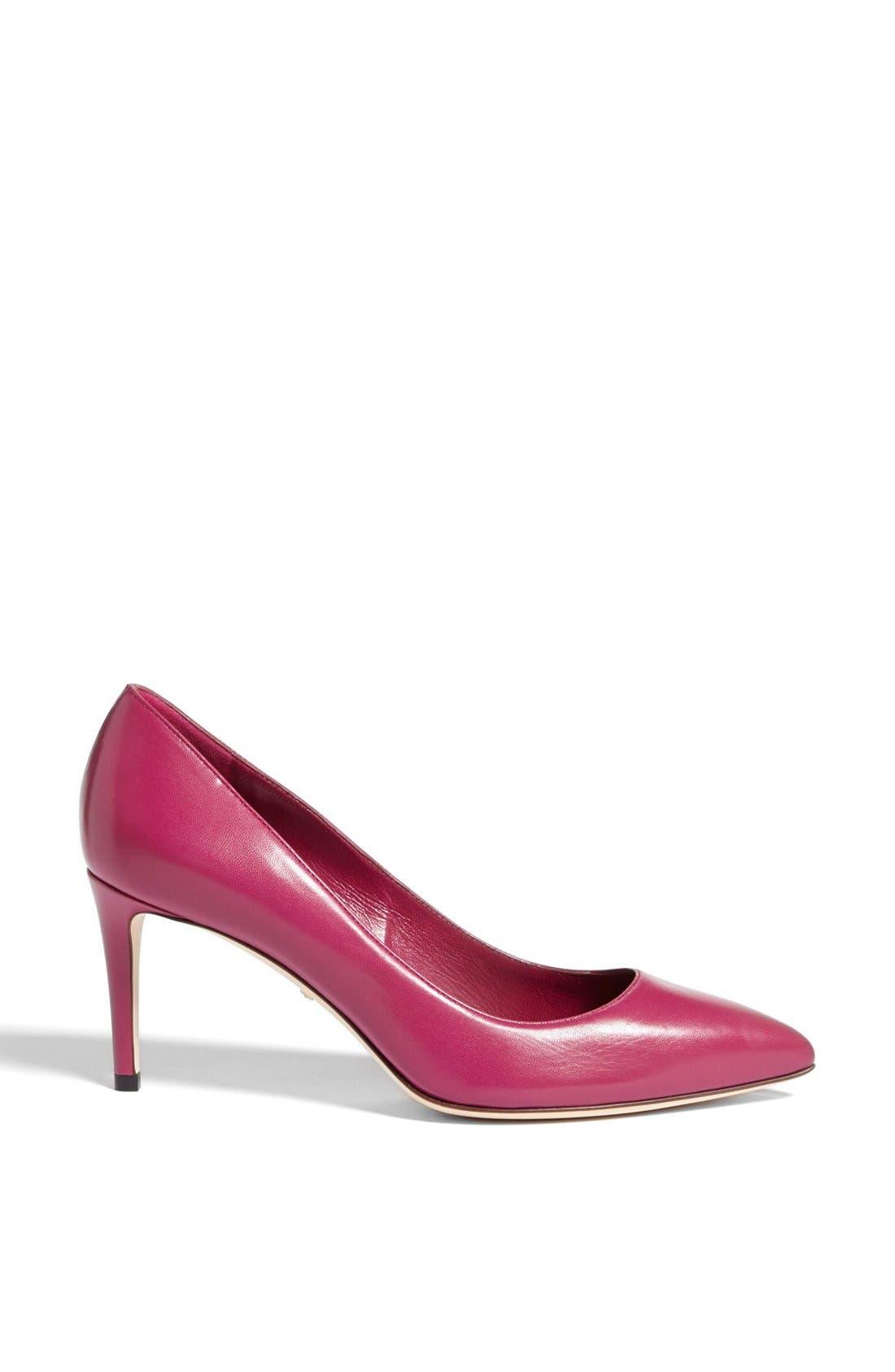 Alternate Image 4  - Gucci 'Brooke' Pointed Toe Pump
