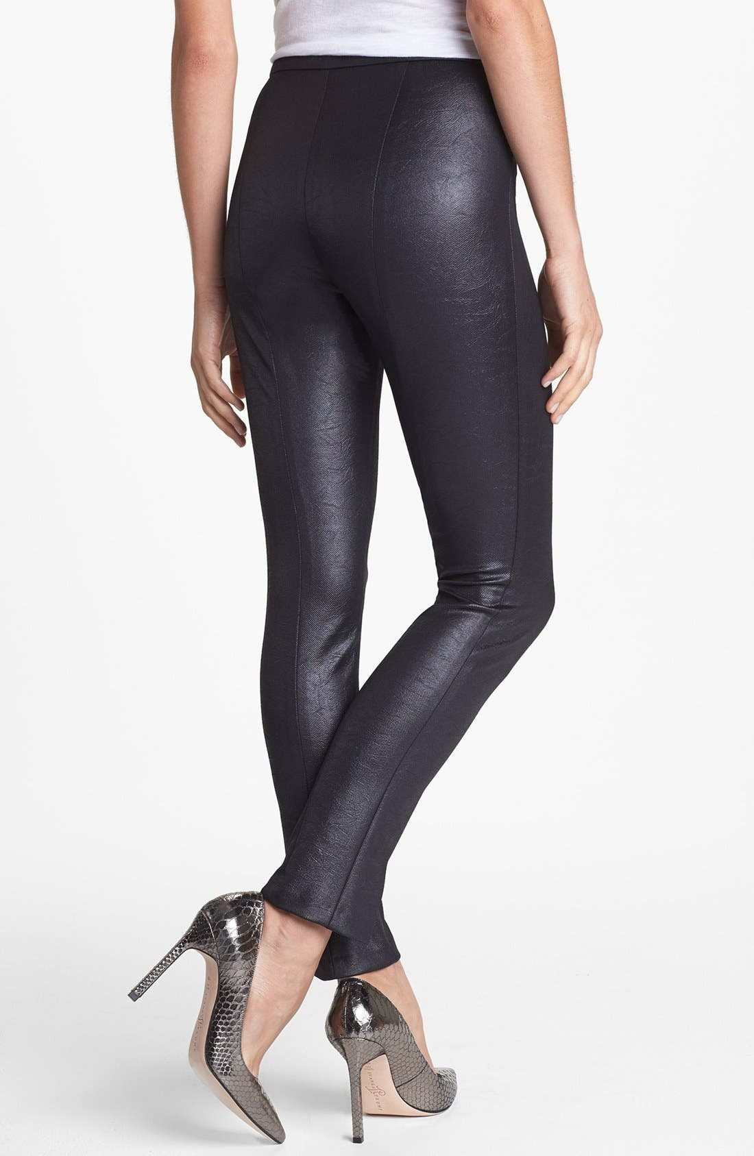 Alternate Image 2  - Vince Camuto Crease Front Trousers