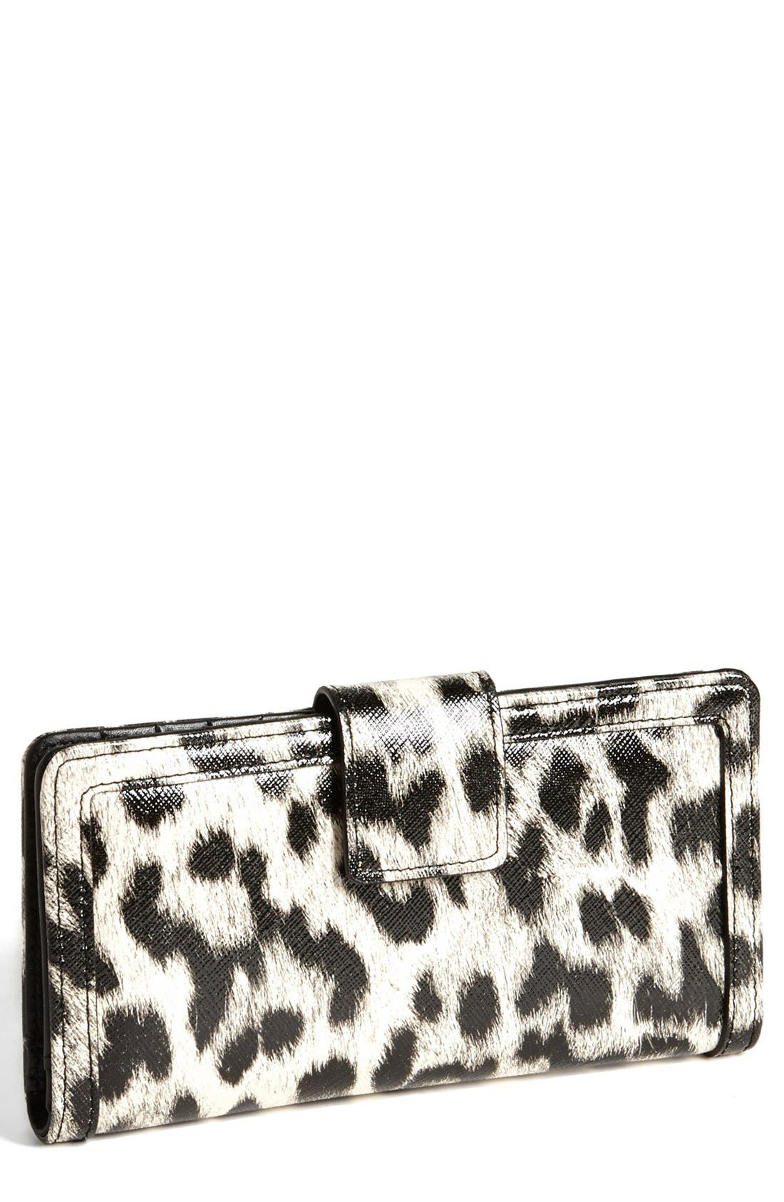 Main Image - Halogen® 'Victoria' Leather Wallet