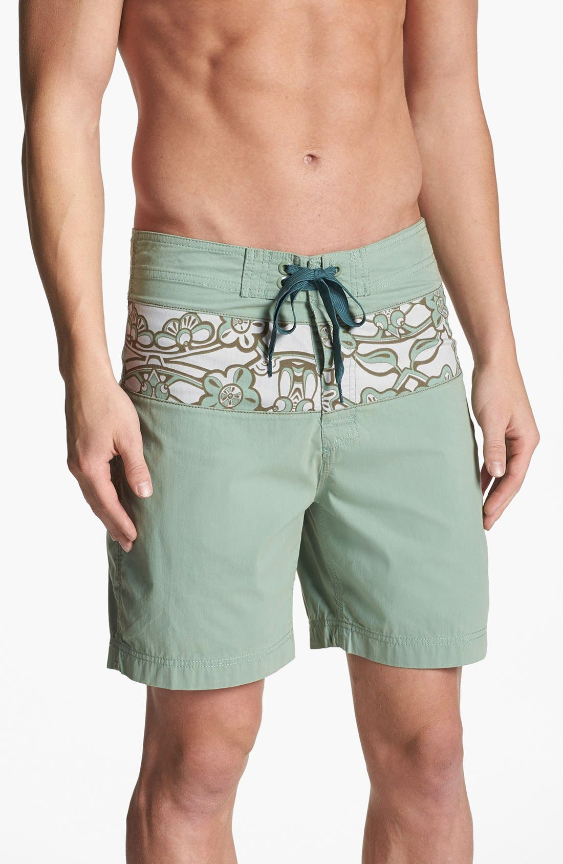 Main Image - Reyn Spooner 'Gold Coast' Board Shorts