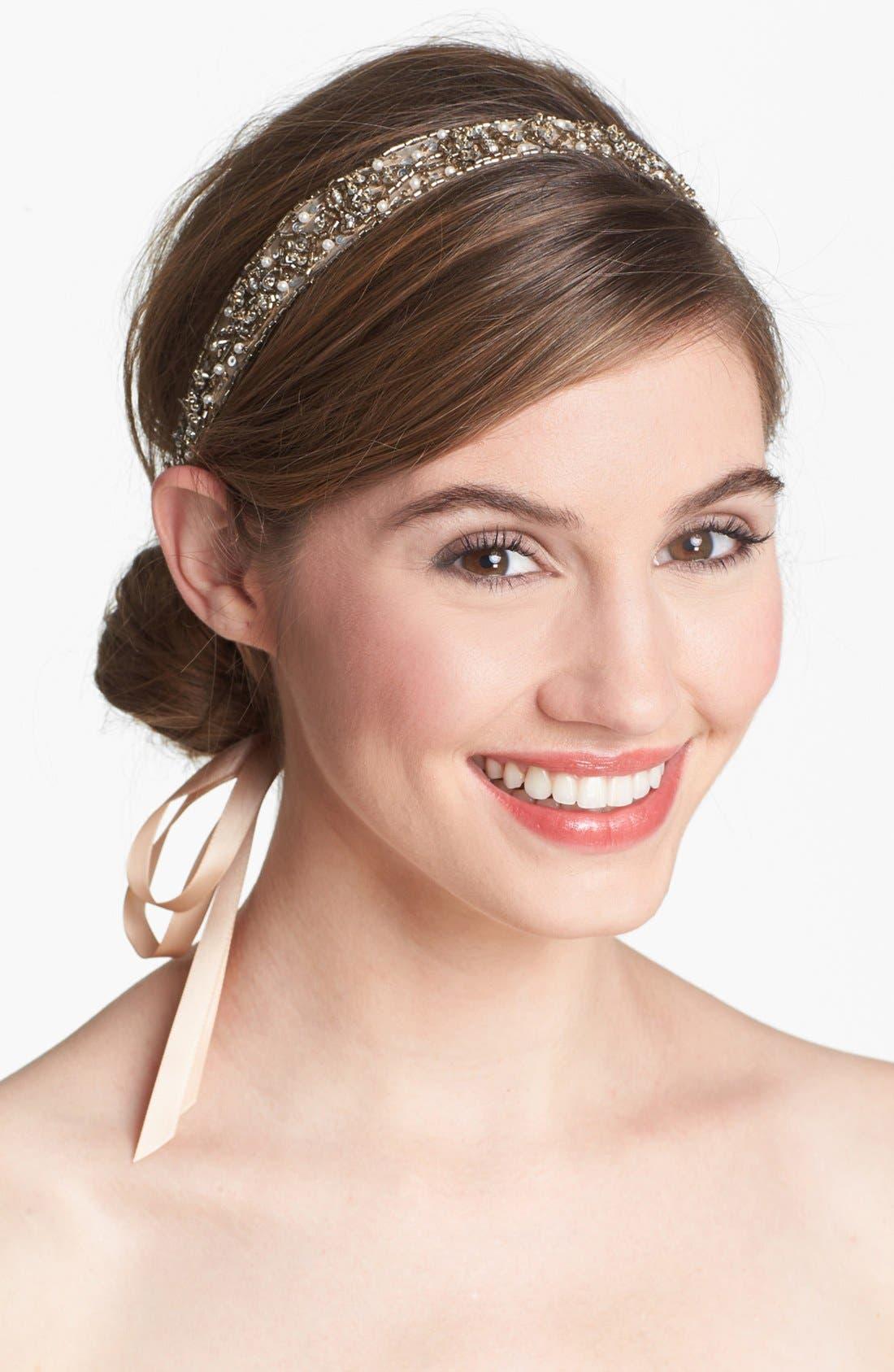 Main Image - Tasha 'Beaded Glory' Head Wrap
