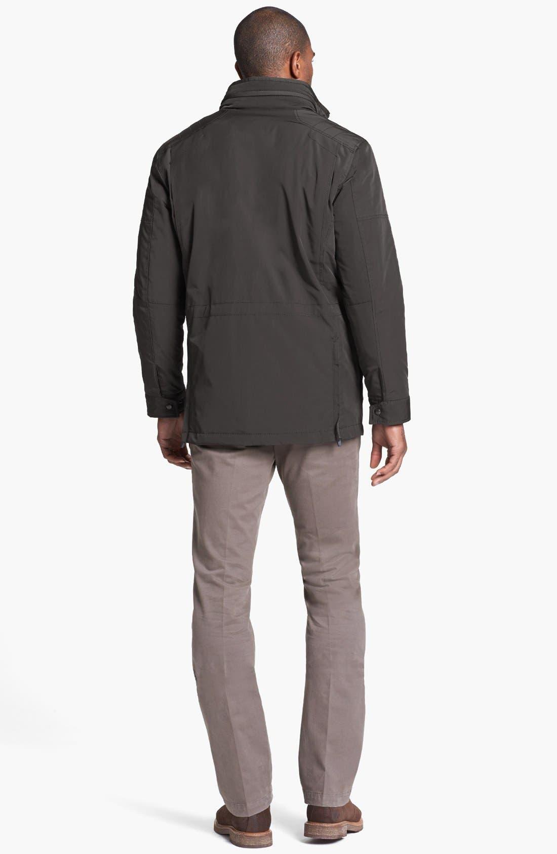Alternate Image 5  - Tumi Micro Ballistic Hooded Insulated Jacket