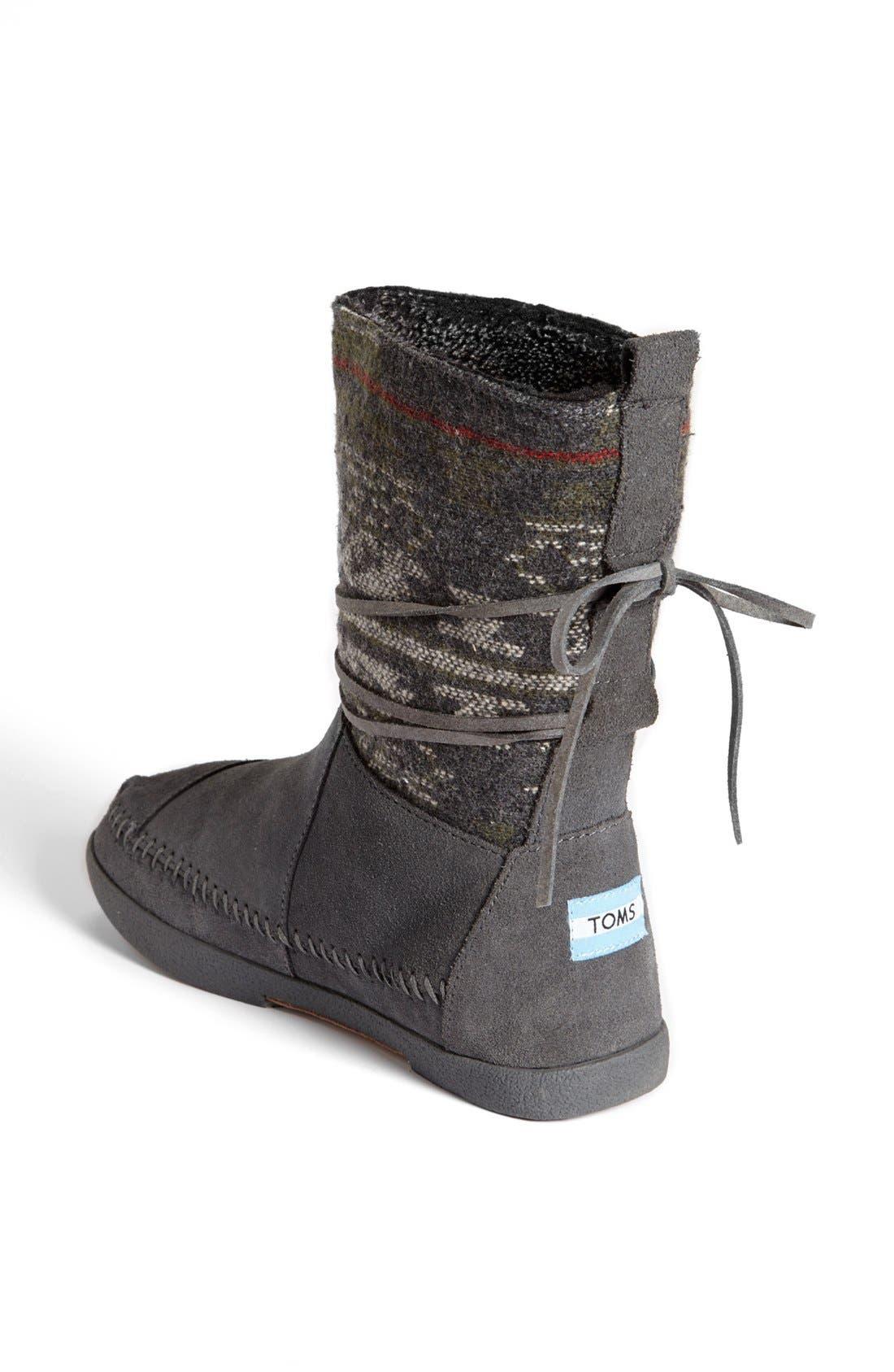 Alternate Image 2  - TOMS 'Nepal - Jacquard' Boot (Women)