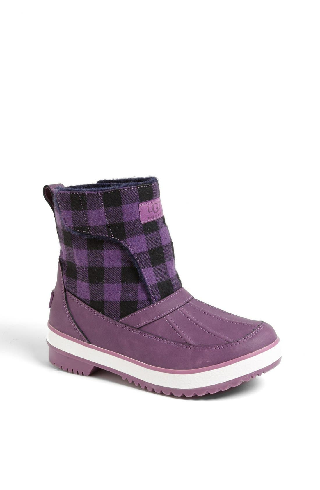 Alternate Image 1 Selected - UGG® Australia 'Astin' Waterproof Boot (Little Kid & Big Kid)