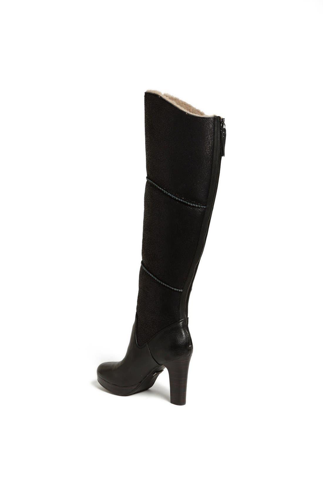 Alternate Image 2  - UGG® Australia 'Dreaux' Boot (Wide Calf)