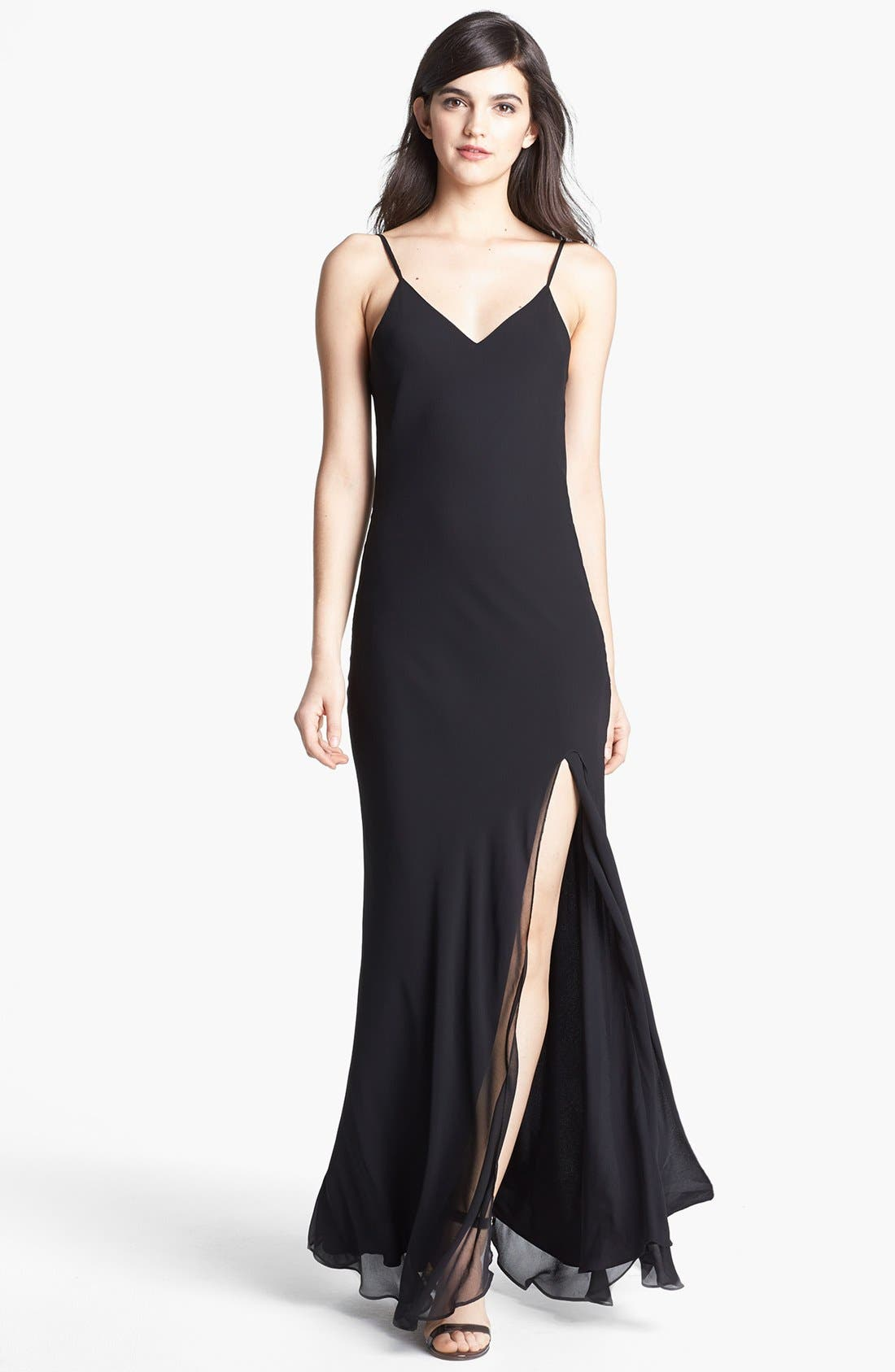 Alternate Image 1 Selected - Lovers + Friends 'Maybe Tomorrow' Maxi Dress