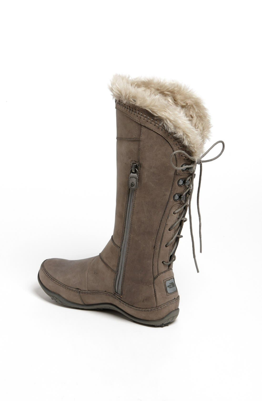 Alternate Image 2  - The North Face 'Janey II Luxe' Waterproof Boot