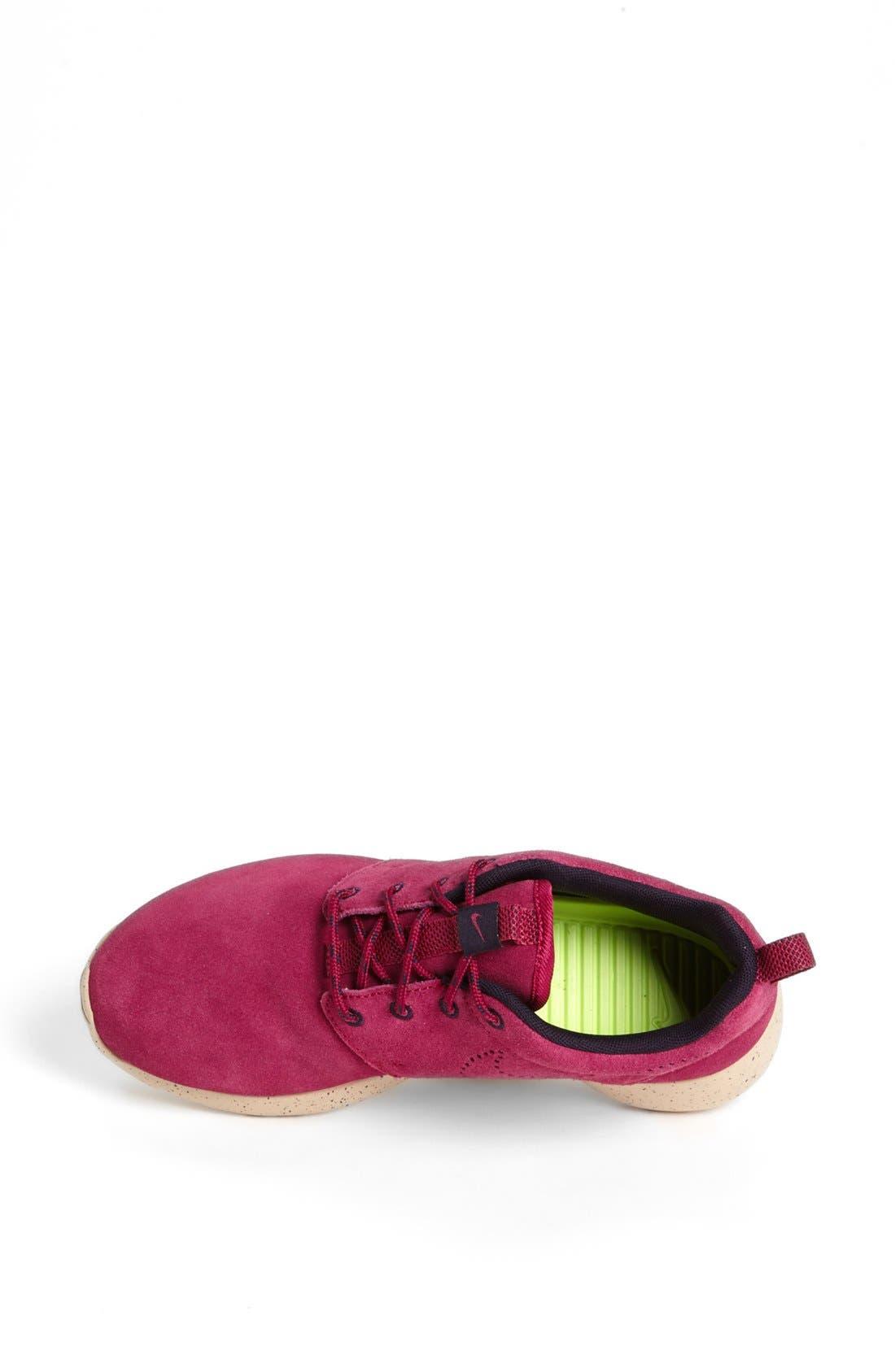 Alternate Image 3  - Nike 'Roshe Run' Sneaker (Women)
